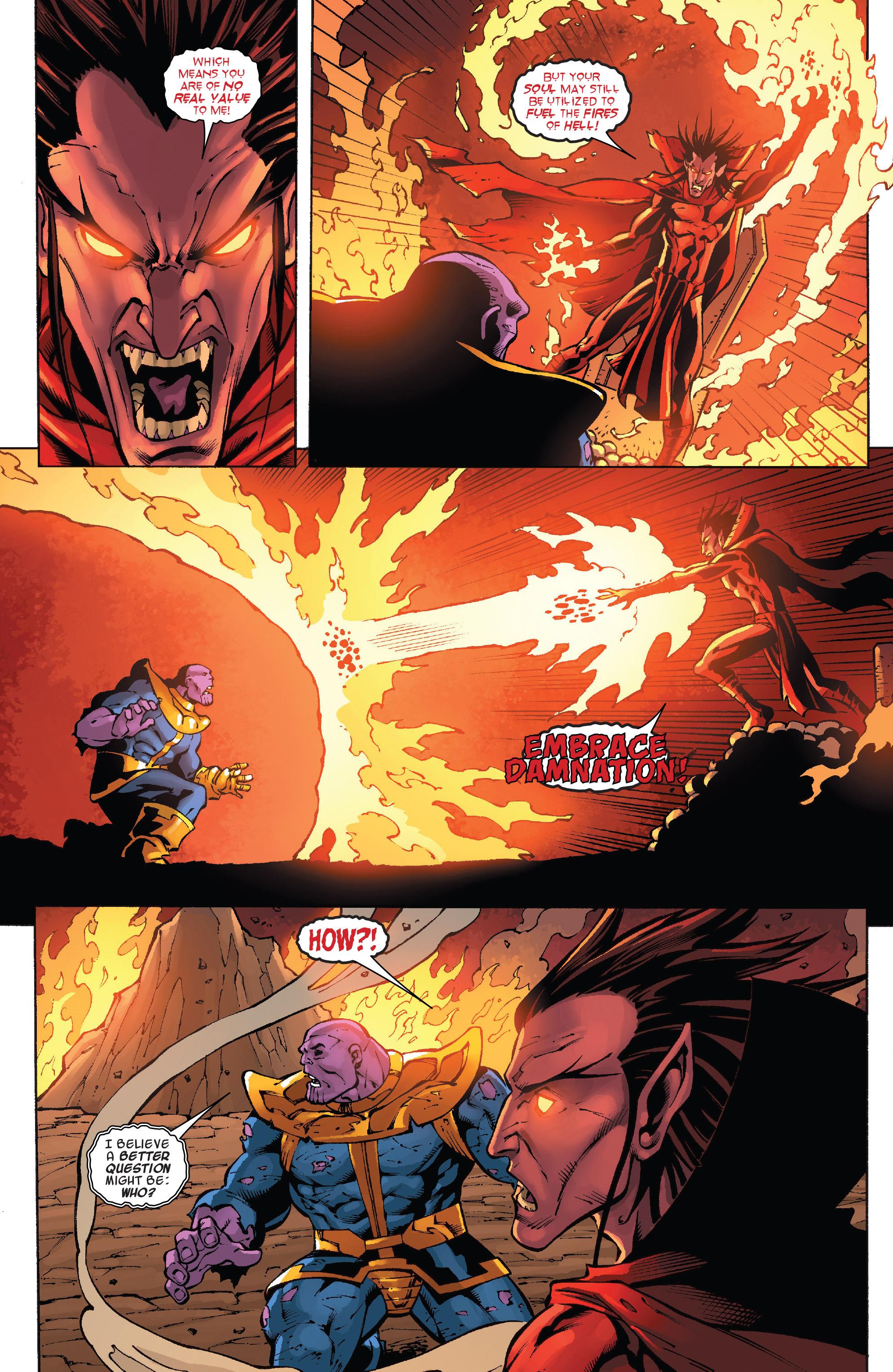 Read online Thanos Annual comic -  Issue # Annual - 11