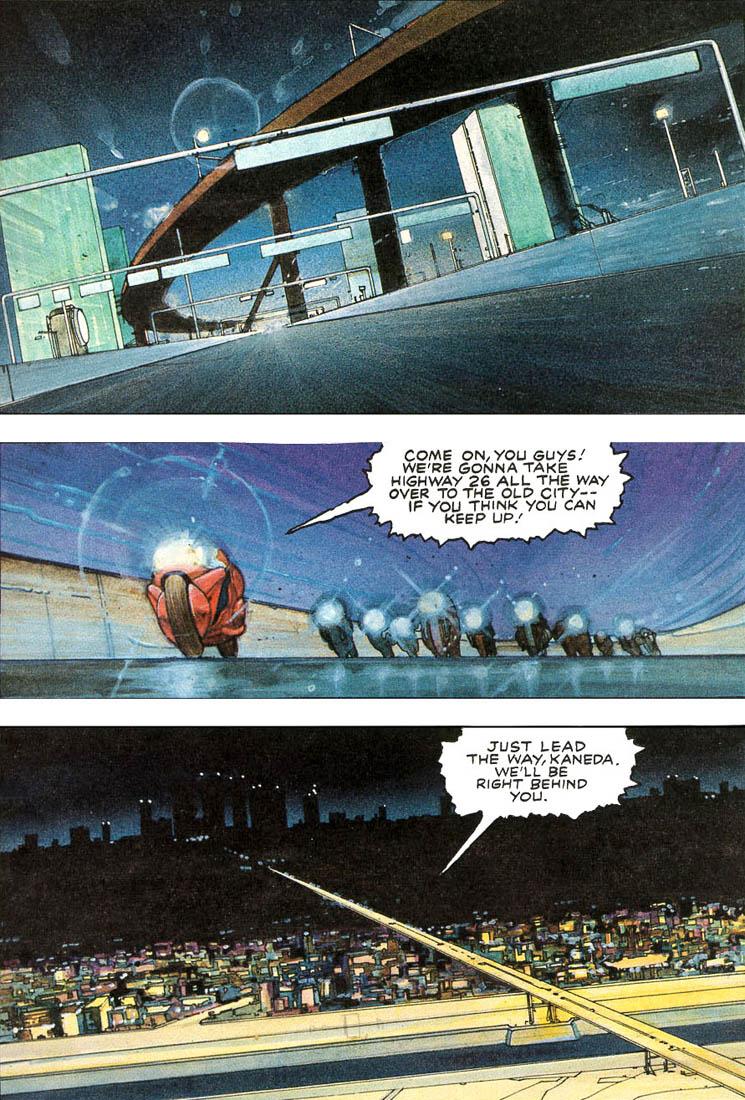 Read online Akira comic -  Issue #1 - 7
