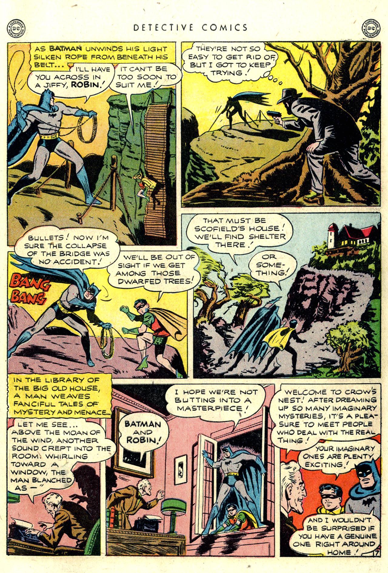 Read online Detective Comics (1937) comic -  Issue #100 - 9