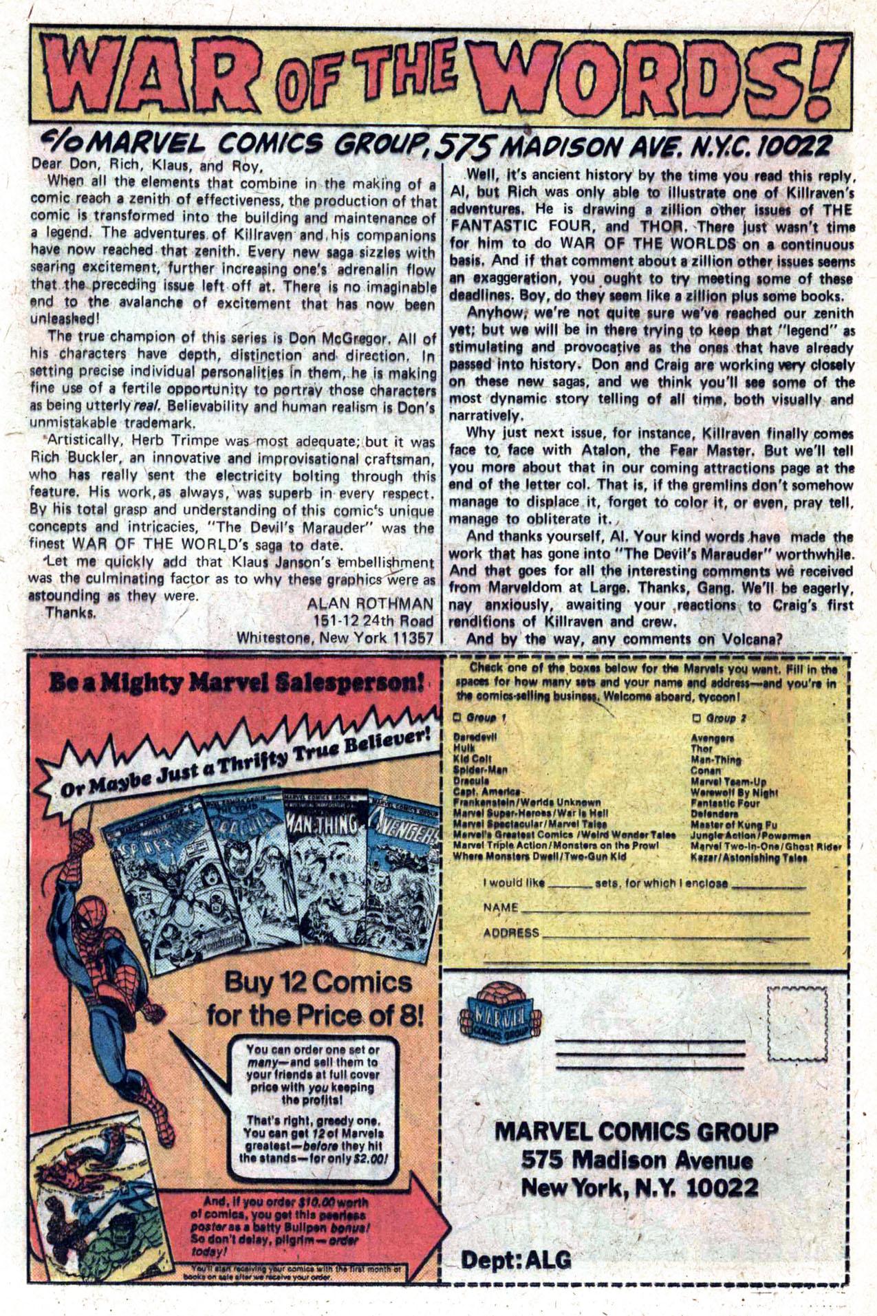 Read online Amazing Adventures (1970) comic -  Issue #27 - 19