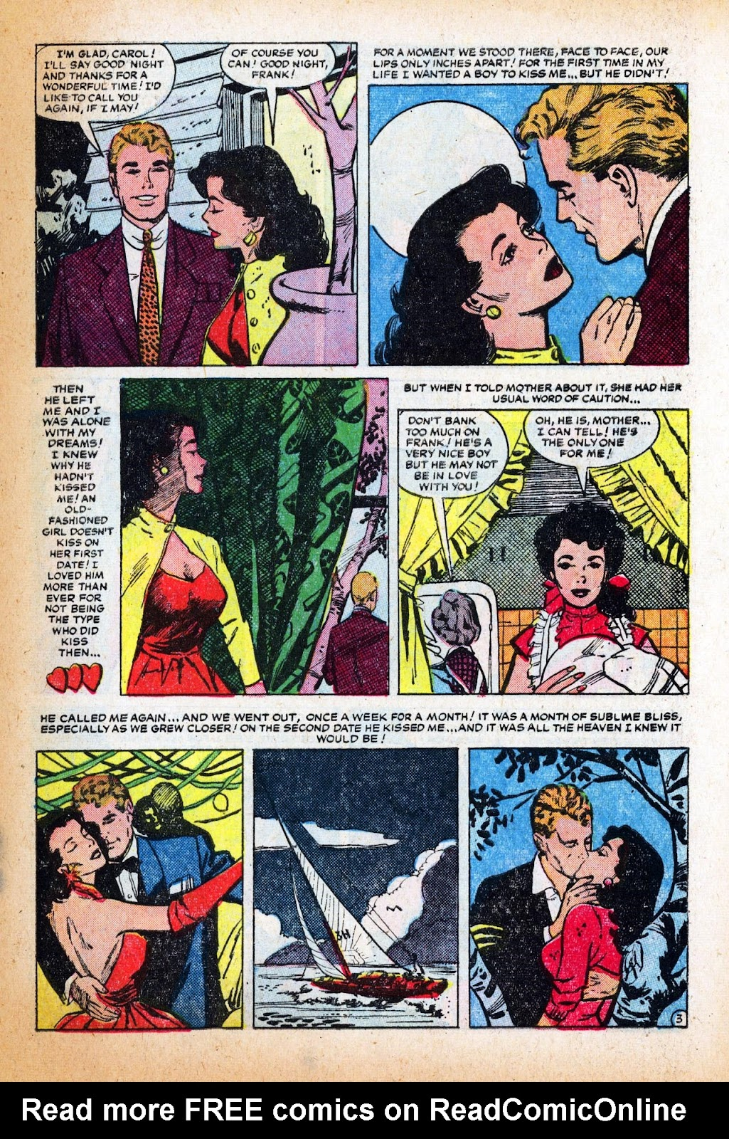 Love Romances (1949) issue 47 - Page 29