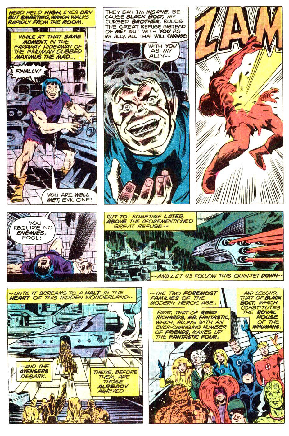 The Avengers (1963) 127 Page 4