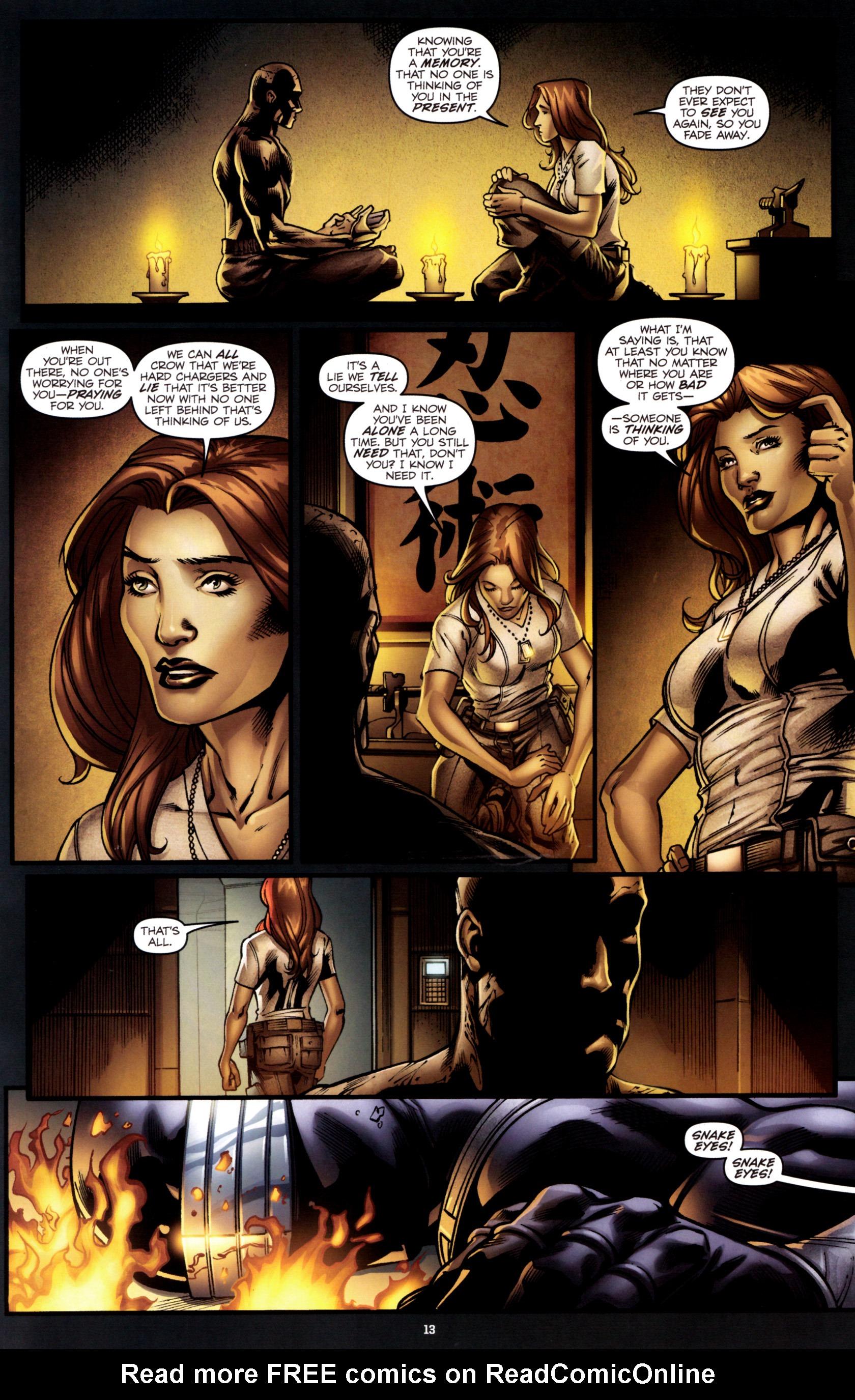 Read online G.I. Joe: Snake Eyes comic -  Issue #2 - 16