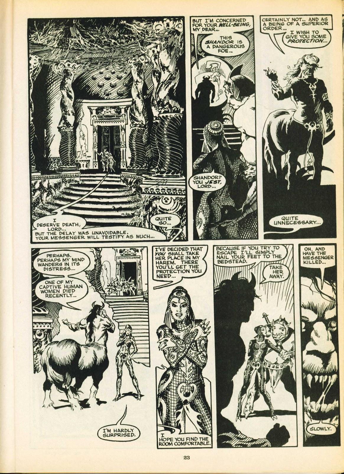 Warrior Issue #18 #19 - English 23