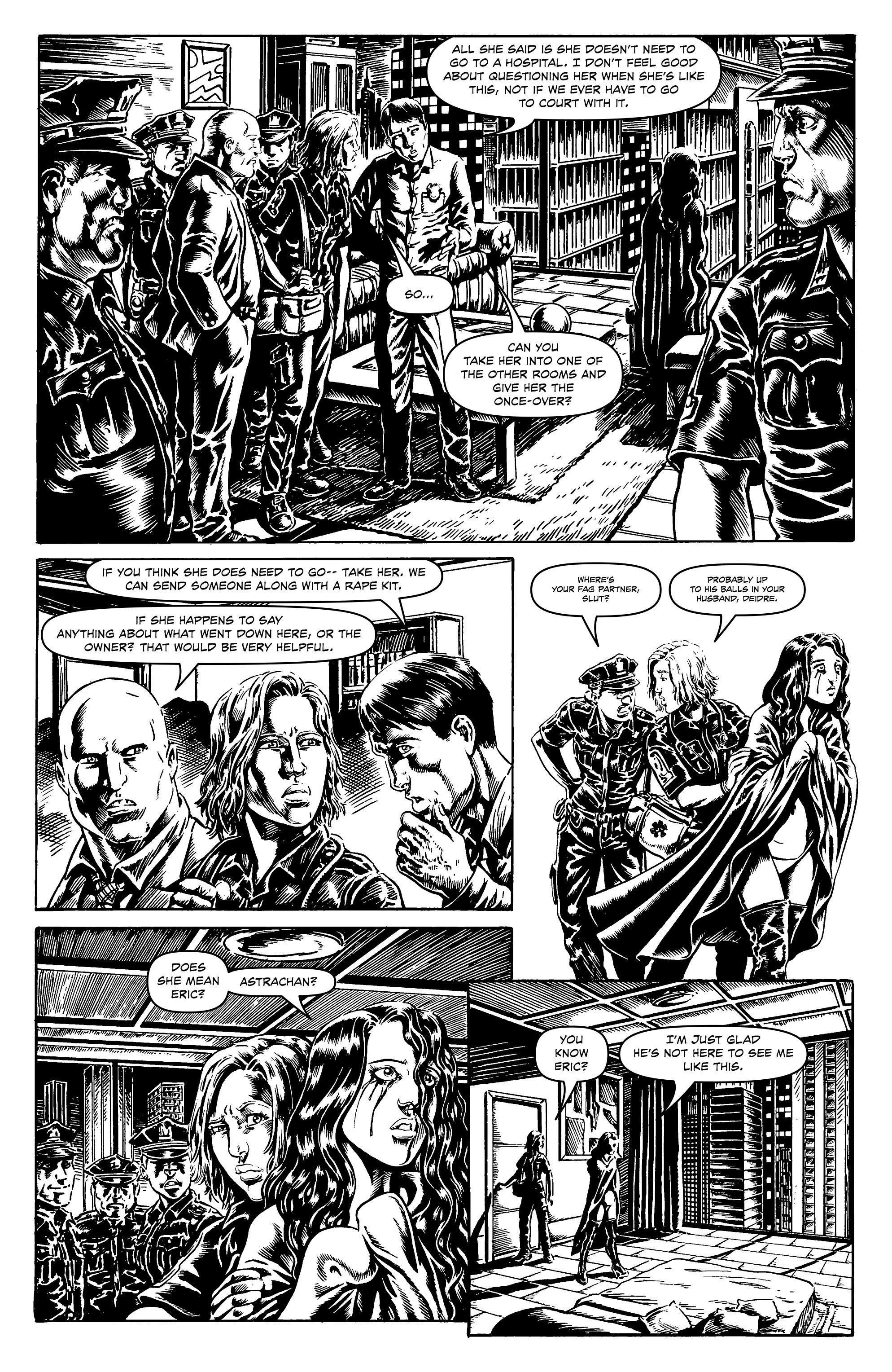 Read online Alan Moore's Cinema Purgatorio comic -  Issue #7 - 16