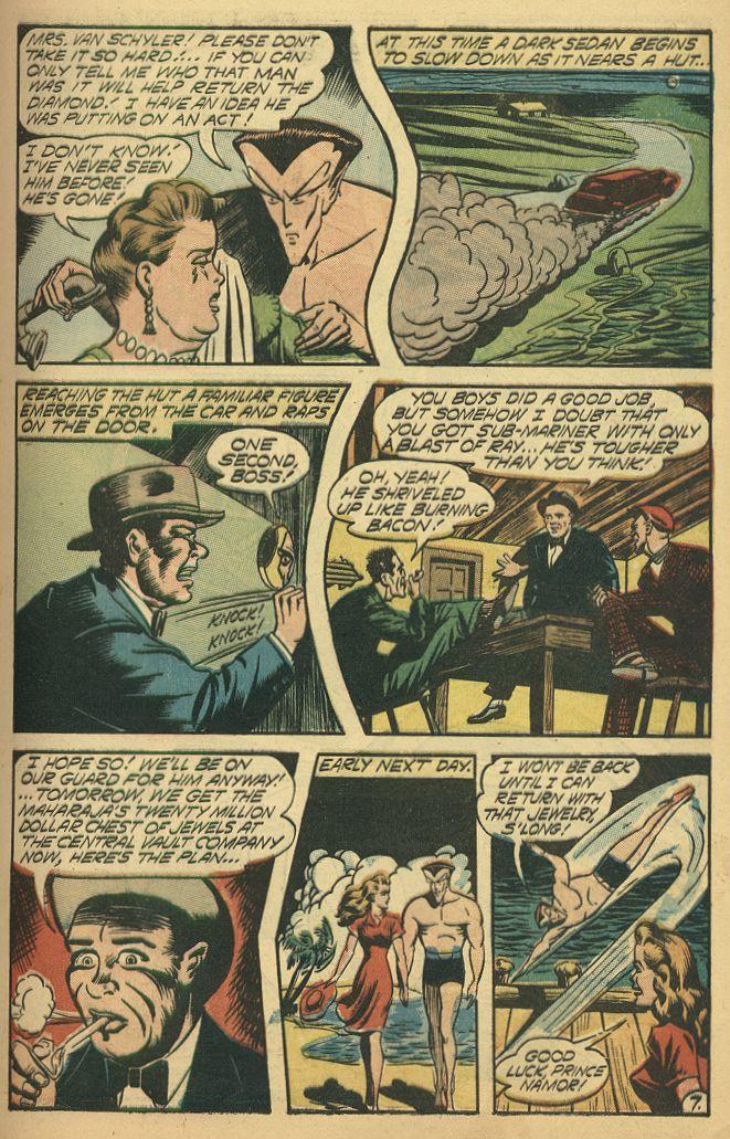 Read online All-Winners Comics comic -  Issue #14 - 8