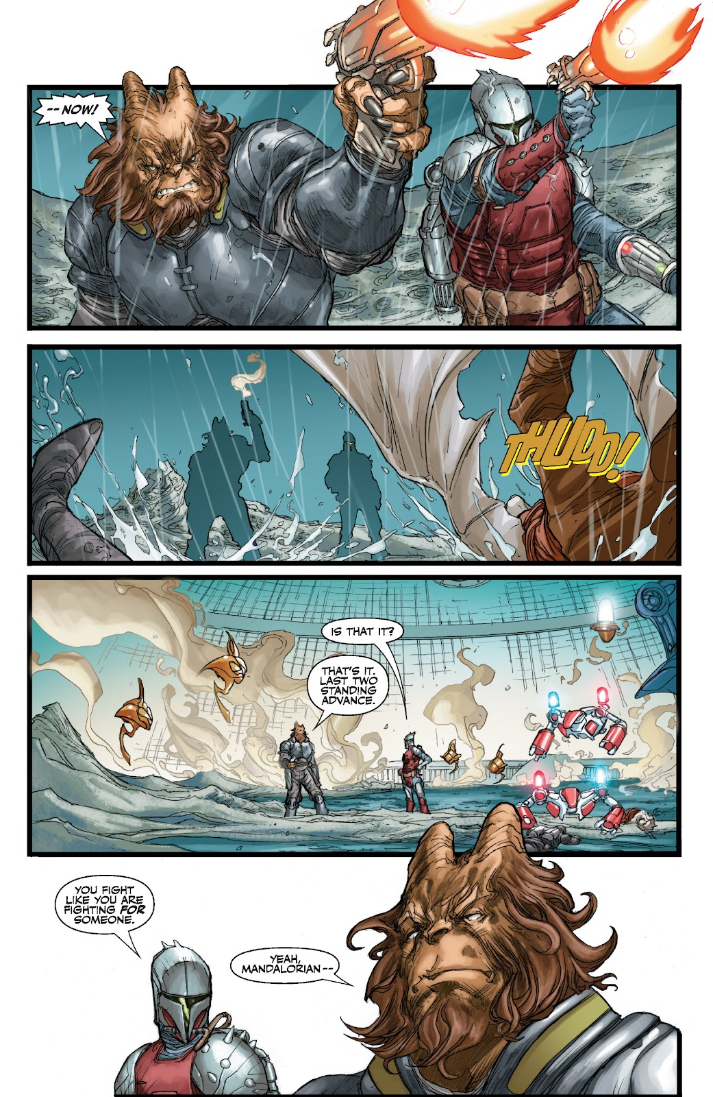 Read online Star Wars Legends: The Old Republic - Epic Collection comic -  Issue # TPB 3 (Part 1) - 60