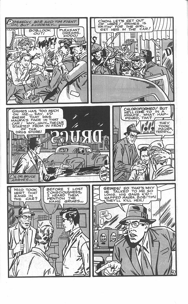 Read online Golden-Age Men of Mystery comic -  Issue #2 - 24