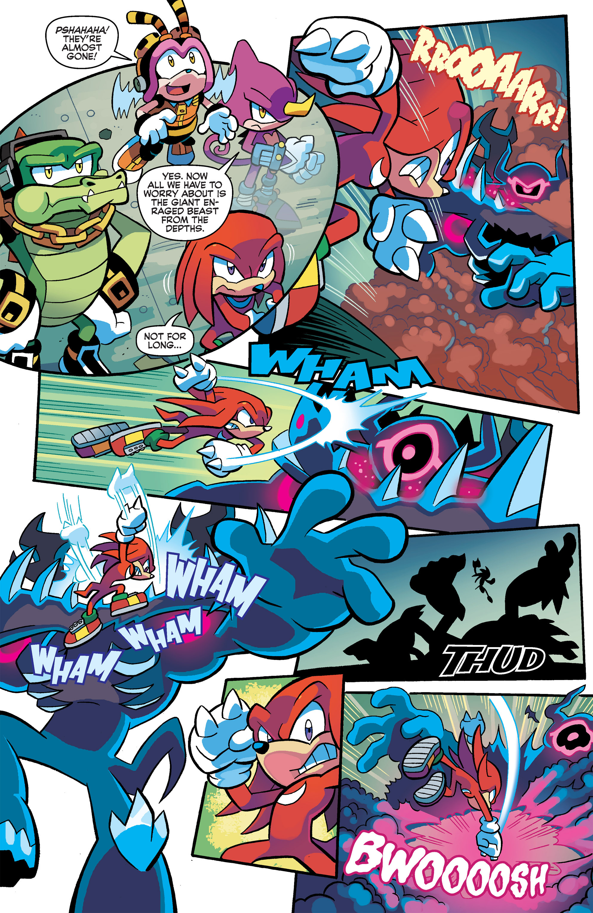 Read online Sonic Universe comic -  Issue #66 - 18