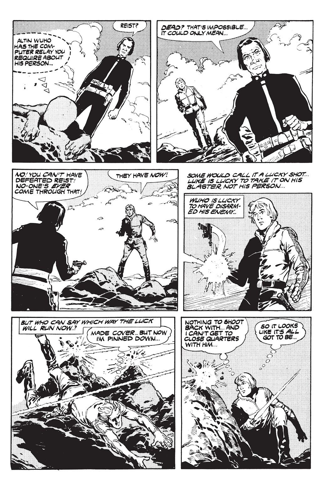 Read online Star Wars Legends: The Original Marvel Years - Epic Collection comic -  Issue # TPB 3 (Part 4) - 93