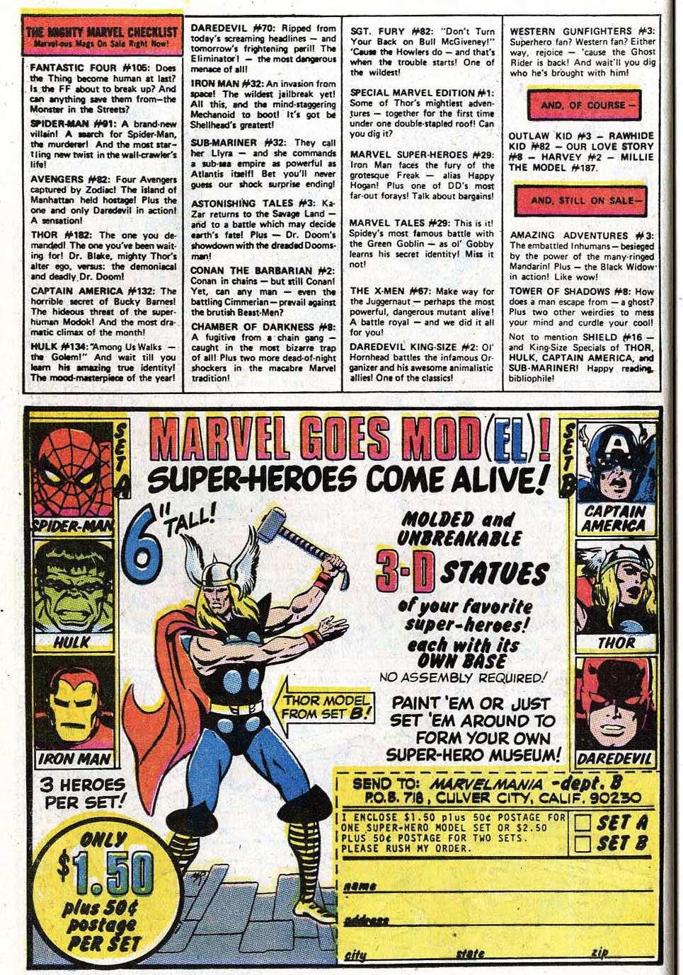 Uncanny X-Men (1963) issue 67 - Page 38