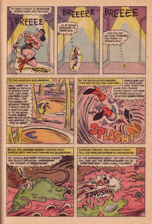 Read online Wonder Woman (1942) comic -  Issue #161 - 29