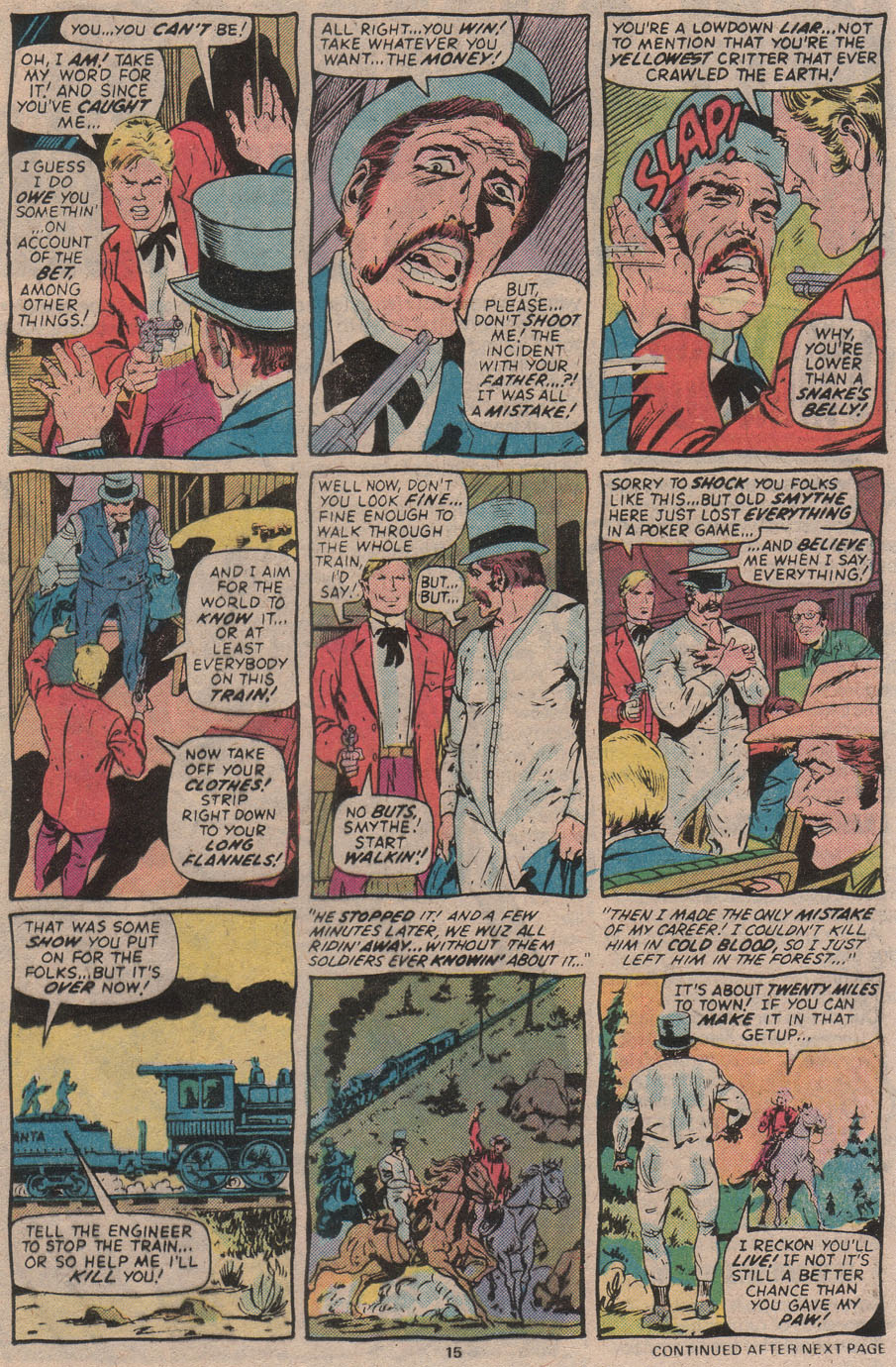 The Rawhide Kid (1955) issue 148 - Page 17