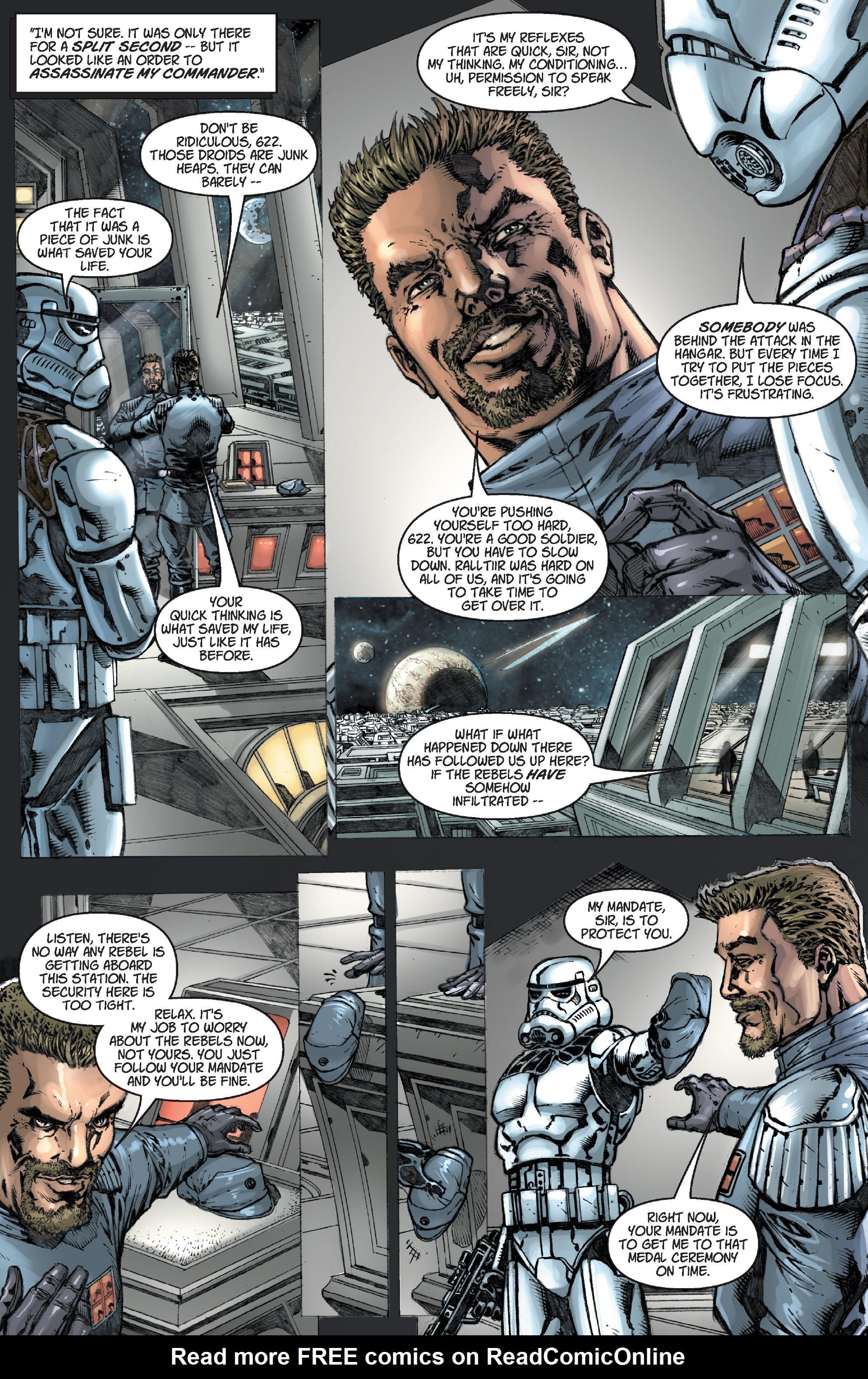 Read online Star Wars Omnibus comic -  Issue # Vol. 17 - 205