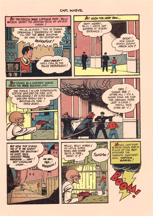 Captain Marvel Adventures issue 89 - Page 38