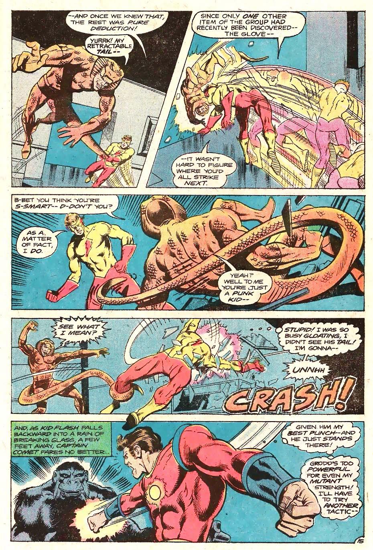 Read online Secret Society of Super-Villains comic -  Issue #8 - 16