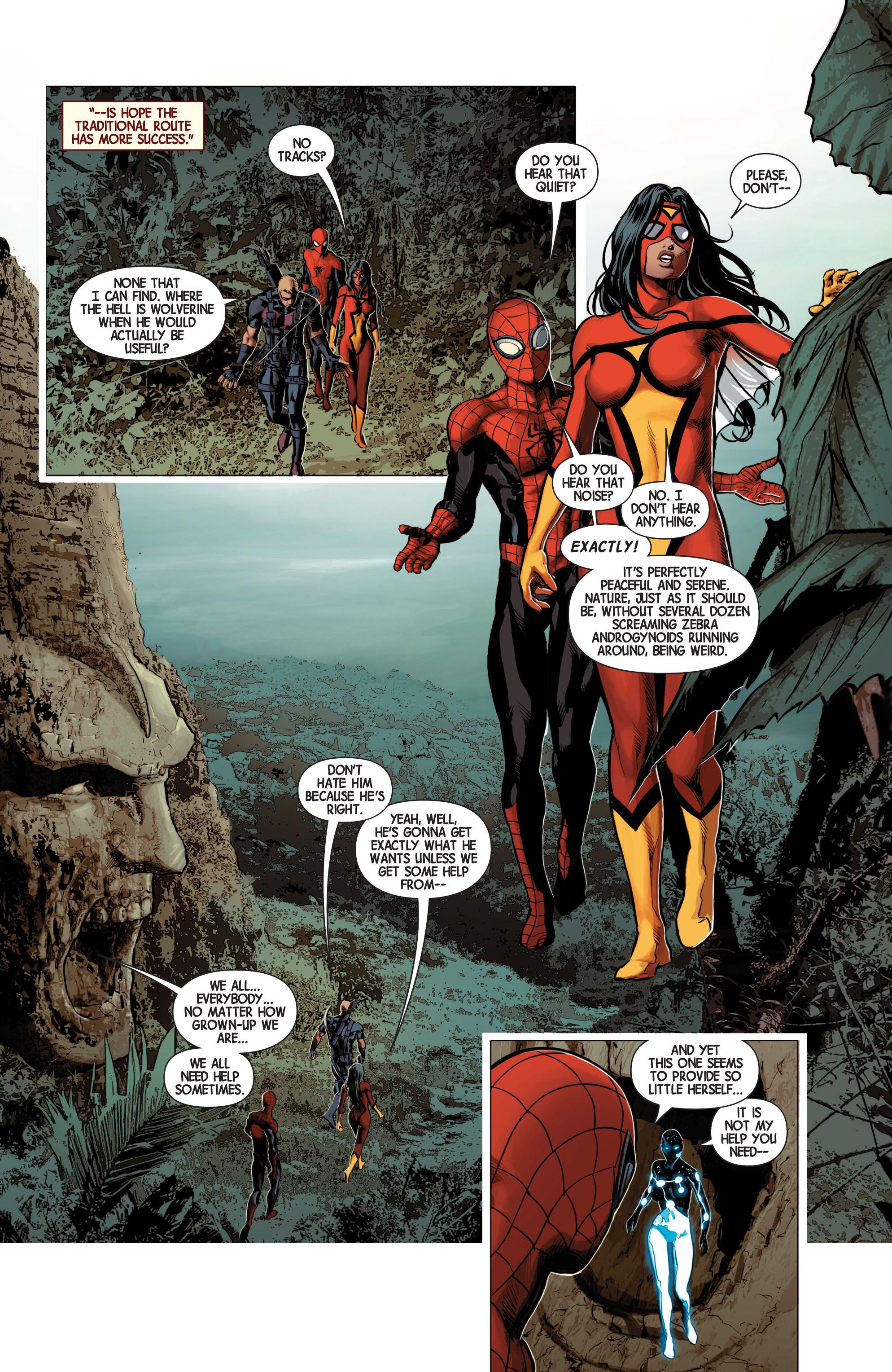 Read online Avengers (2013) comic -  Issue #Avengers (2013) _TPB 3 - 34