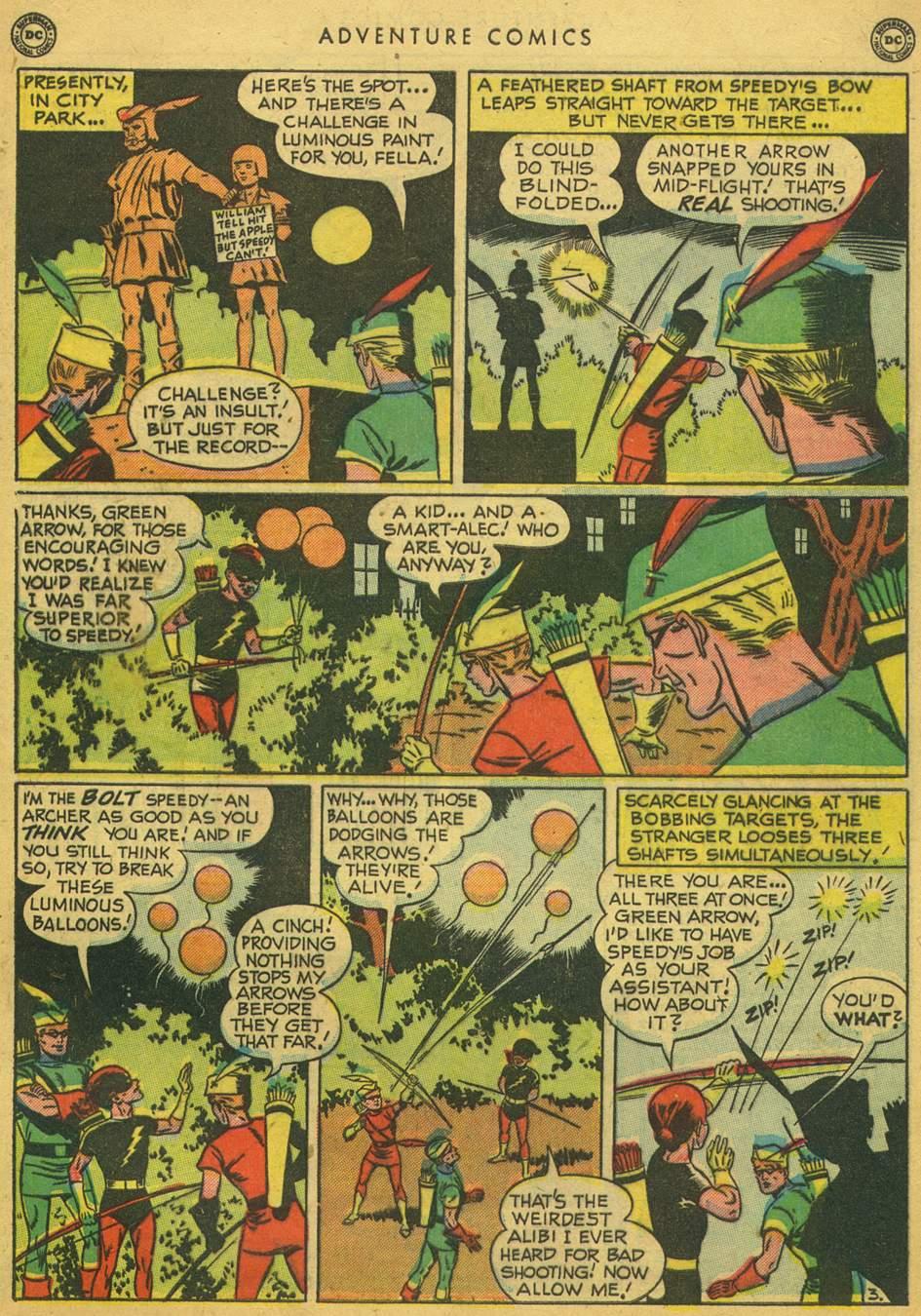 Read online Adventure Comics (1938) comic -  Issue #164 - 41