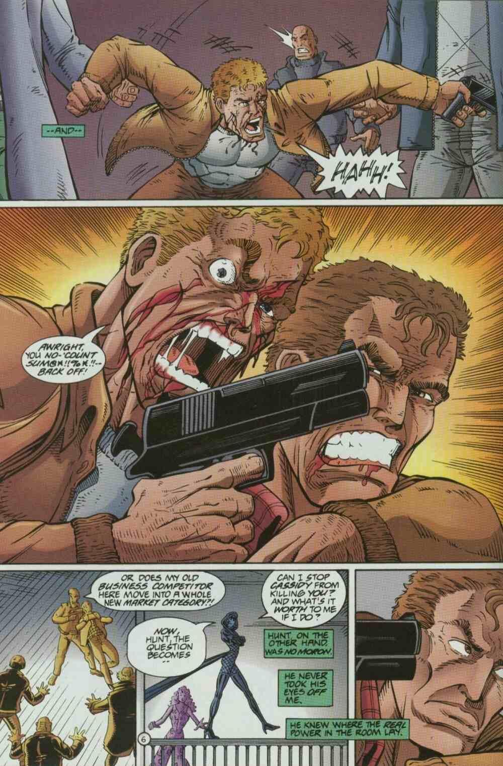Read online Ultraverse Premiere comic -  Issue #7 - 30