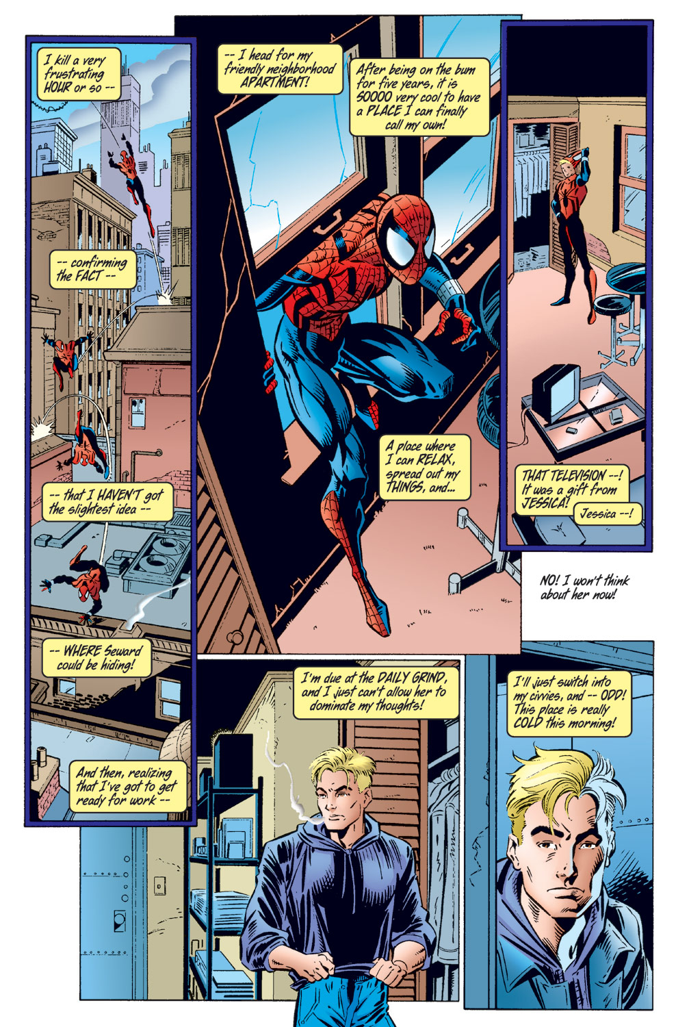 The Amazing Spider-Man (1963) 411 Page 5