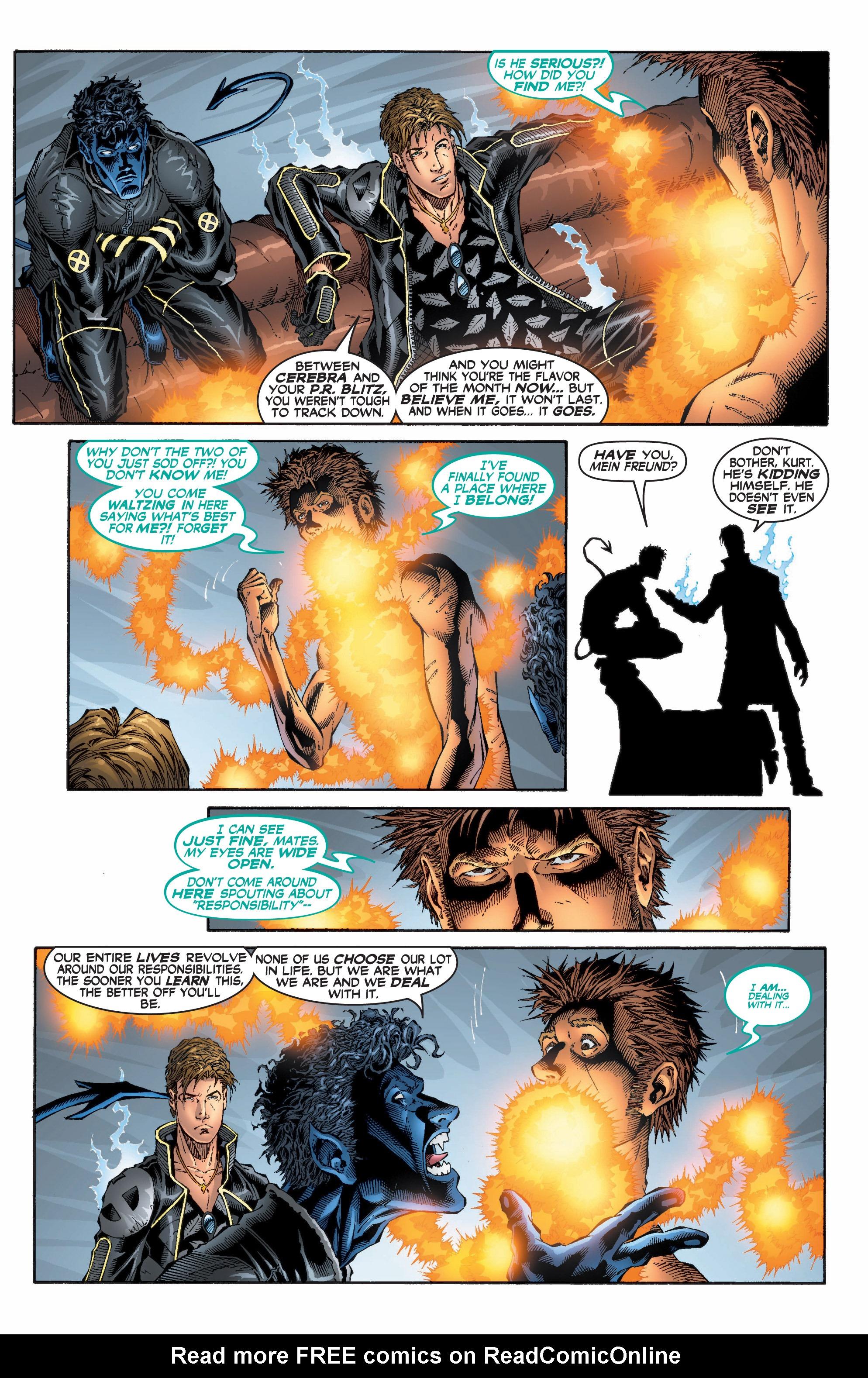 Read online Uncanny X-Men (1963) comic -  Issue #396 - 10