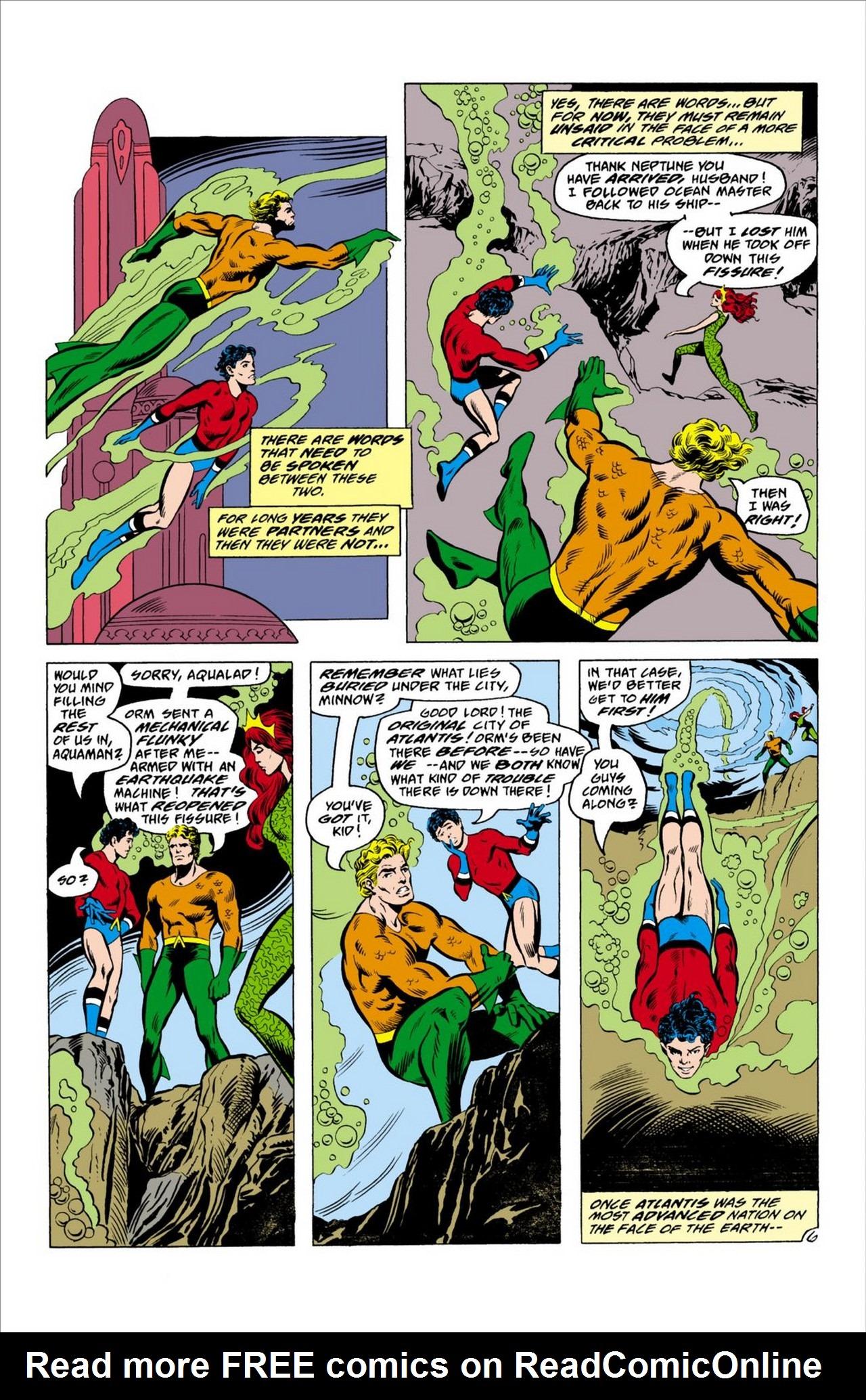 Read online Aquaman (1962) comic -  Issue #63 - 7