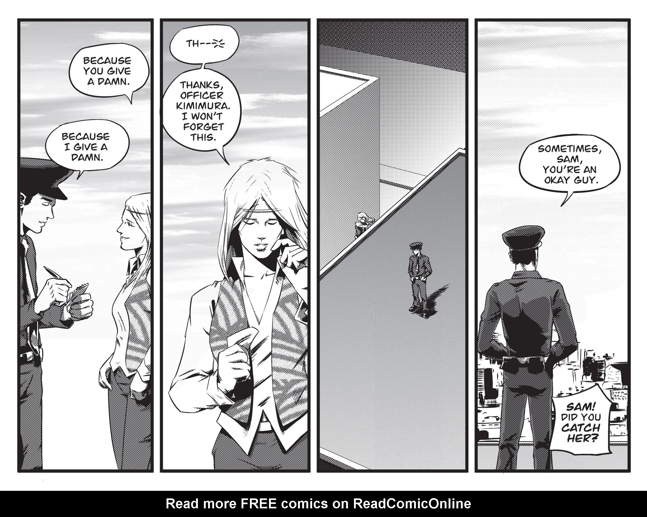 Read online She Died In Terrebonne comic -  Issue #3 - 23