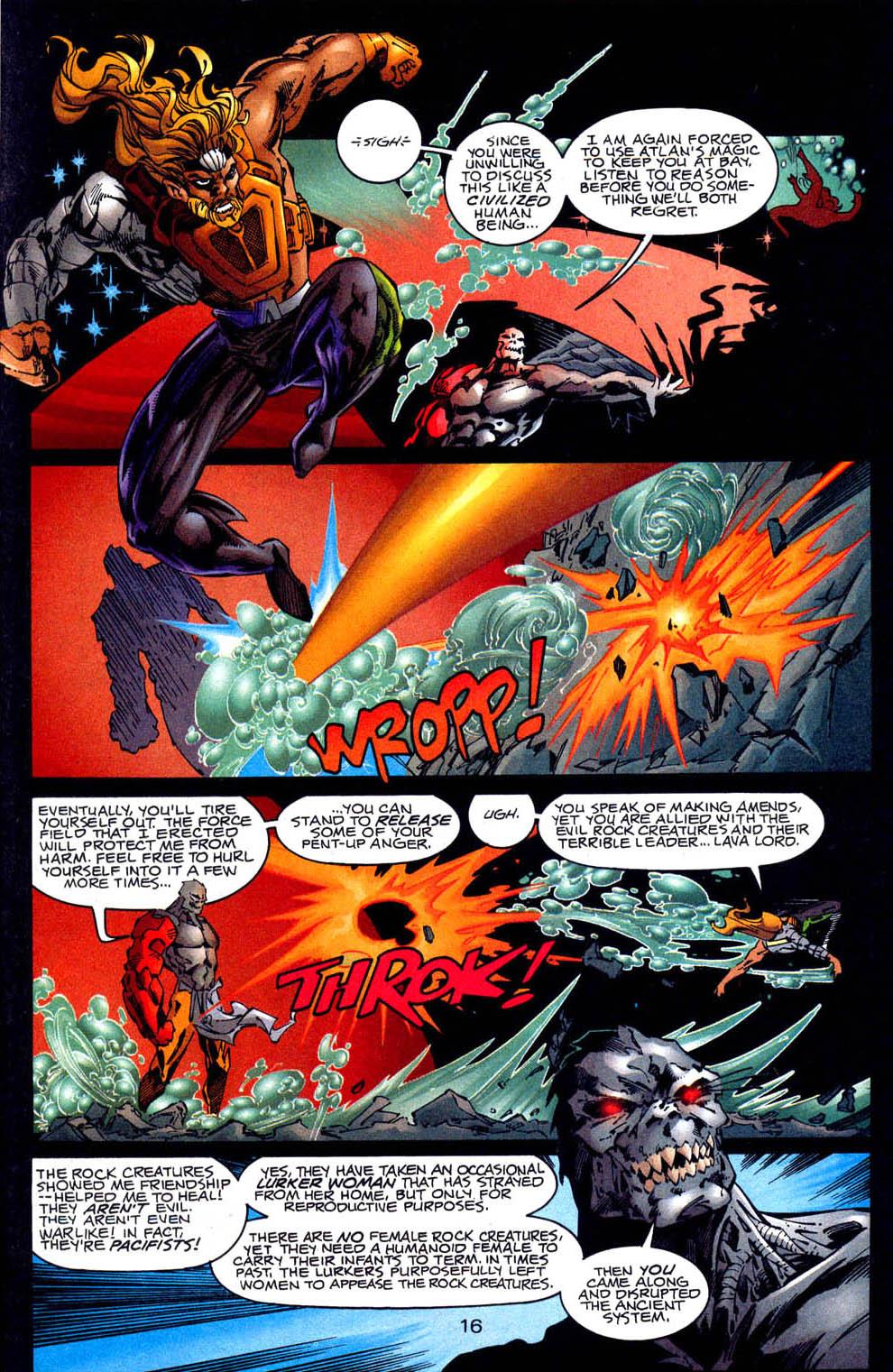Read online Aquaman (1994) comic -  Issue #62 - 17