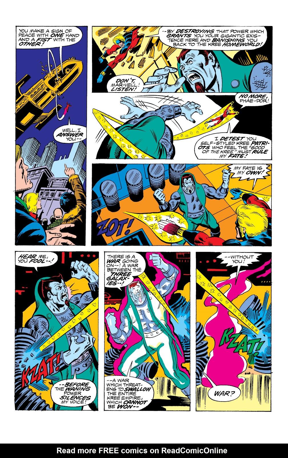 Read online Marvel Masterworks: The Inhumans comic -  Issue # TPB 2 (Part 3) - 26