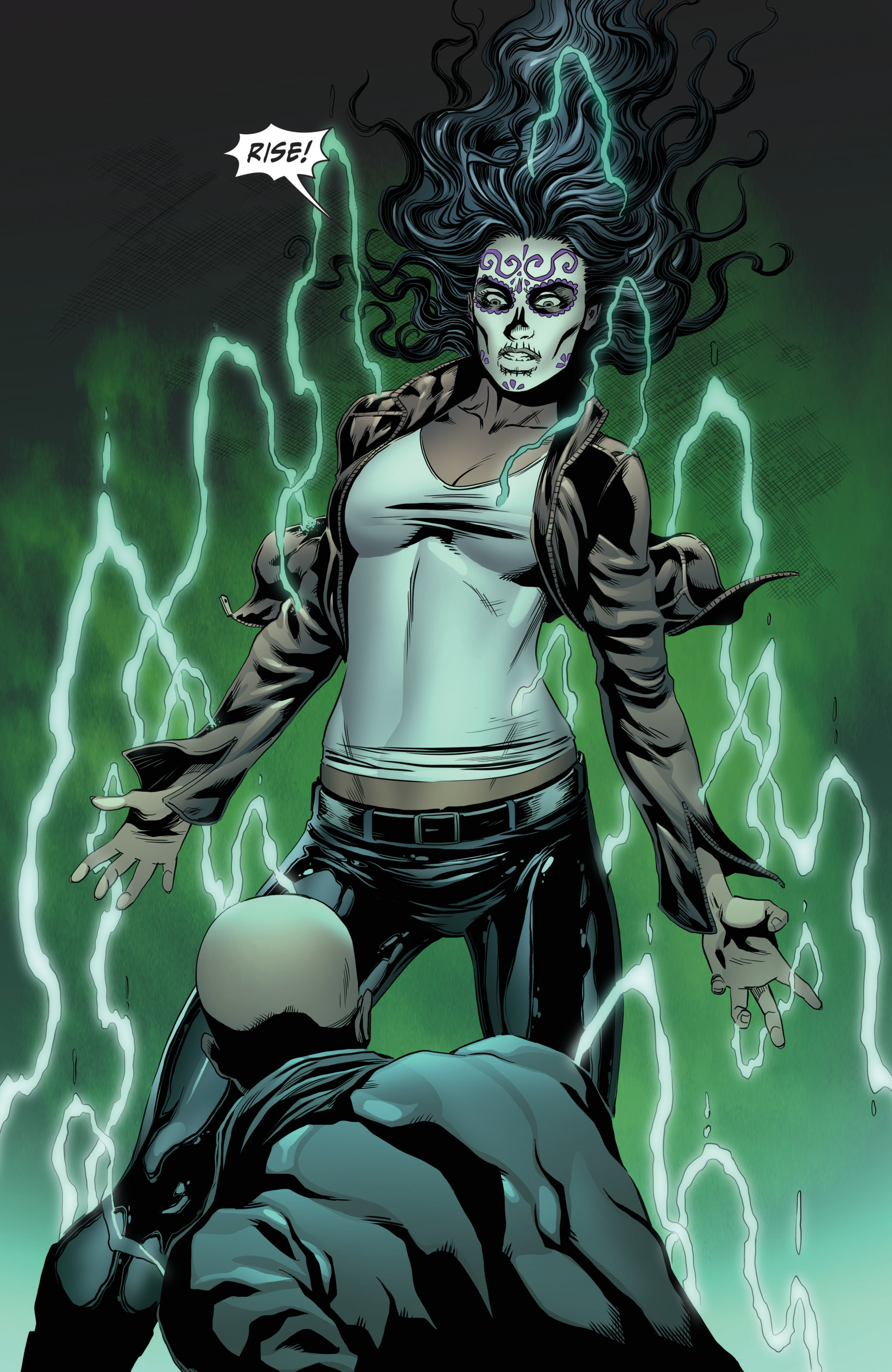 Read online Grimm Fairy Tales: Day of the Dead comic -  Issue #4 - 4