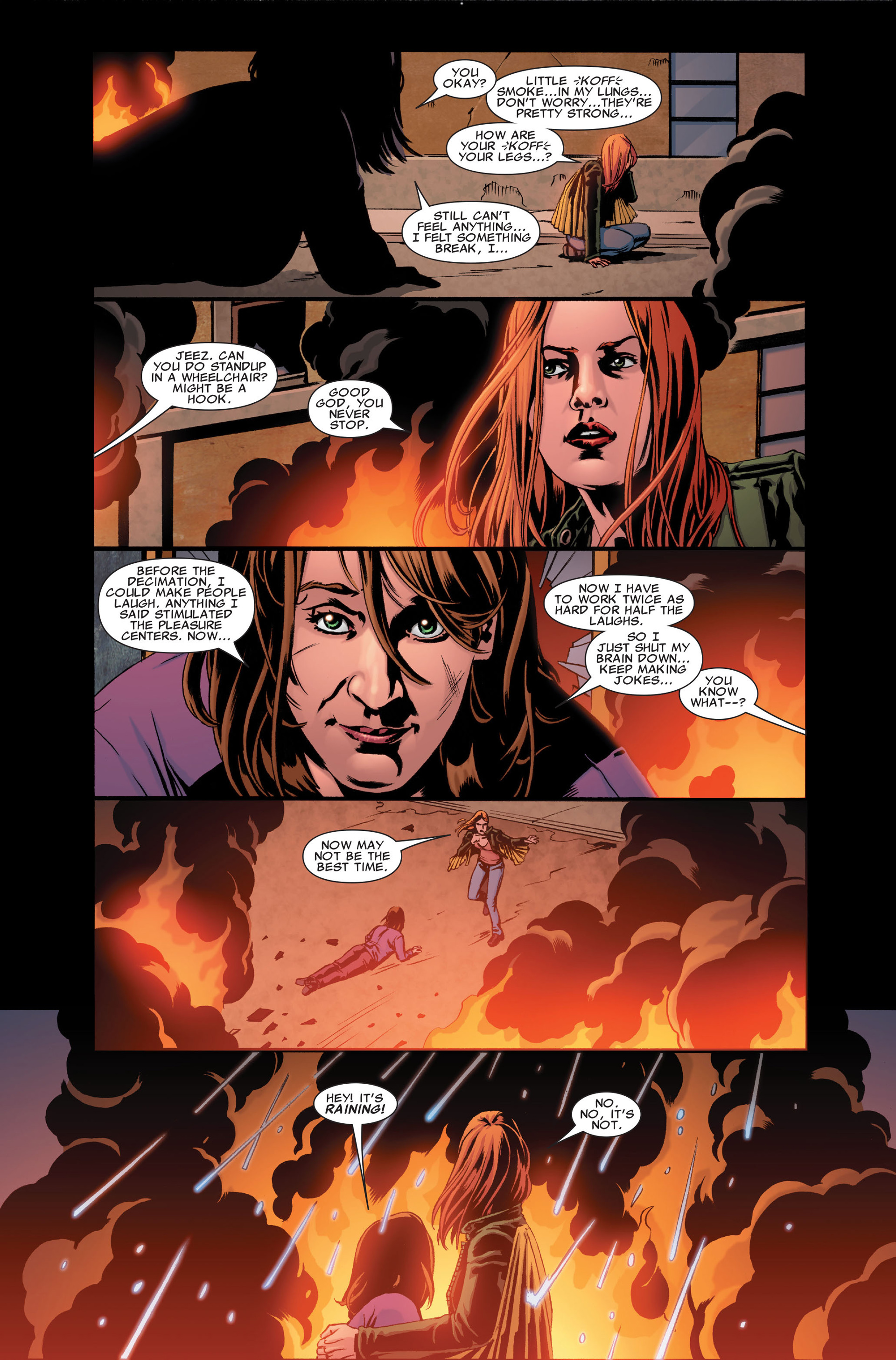 Read online X-Factor (2006) comic -  Issue #31 - 18