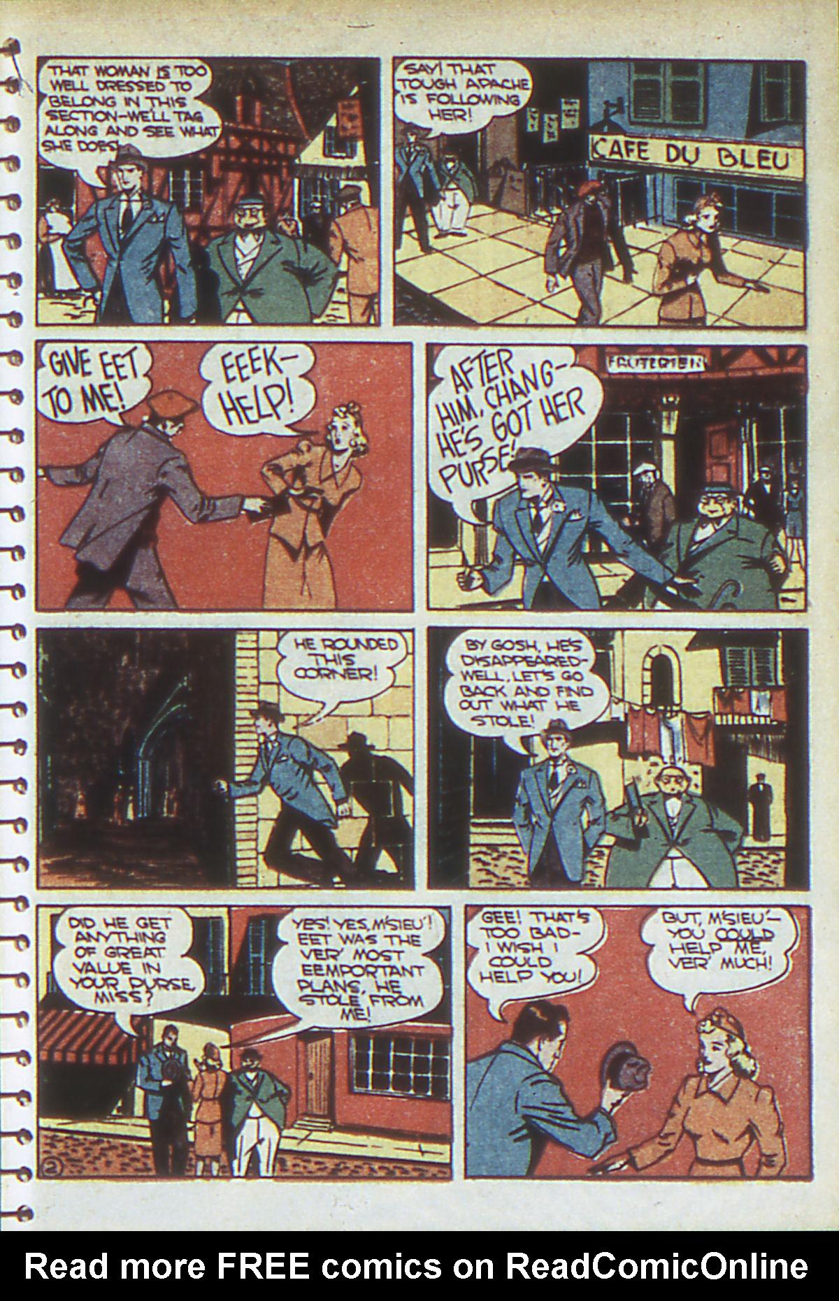 Read online Adventure Comics (1938) comic -  Issue #54 - 50
