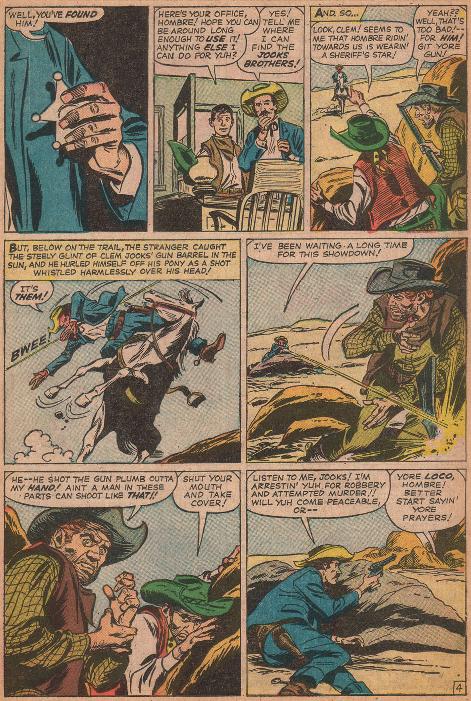 The Rawhide Kid (1955) issue 35 - Page 23