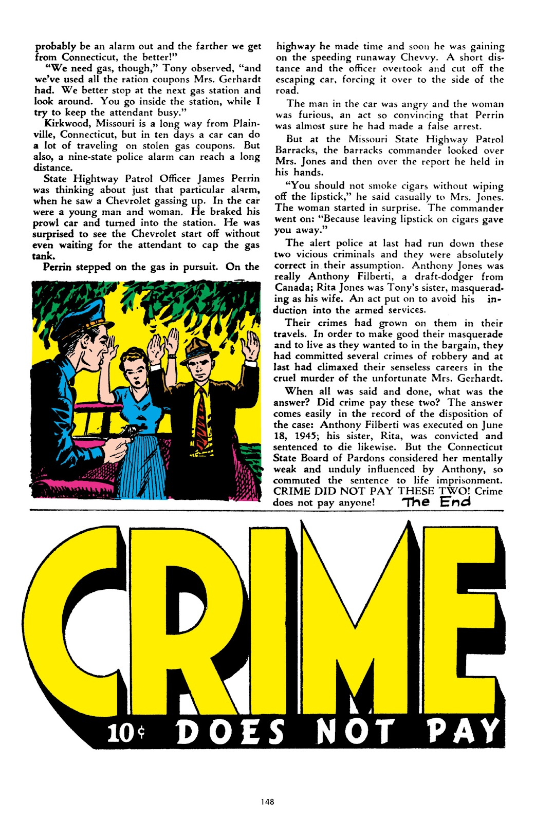 Read online Crime Does Not Pay Archives comic -  Issue # TPB 10 (Part 2) - 49