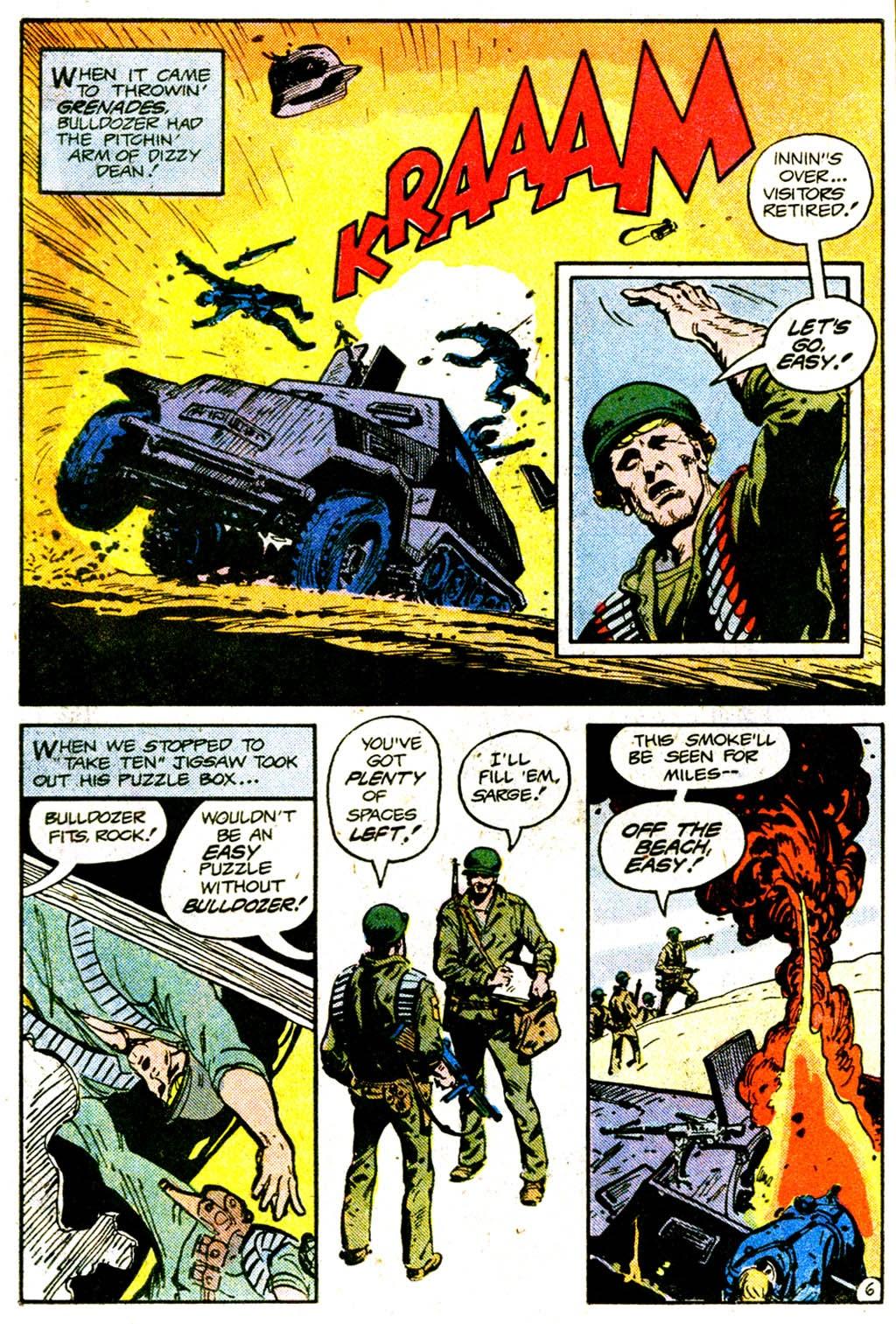 Read online Sgt. Rock comic -  Issue #365 - 9