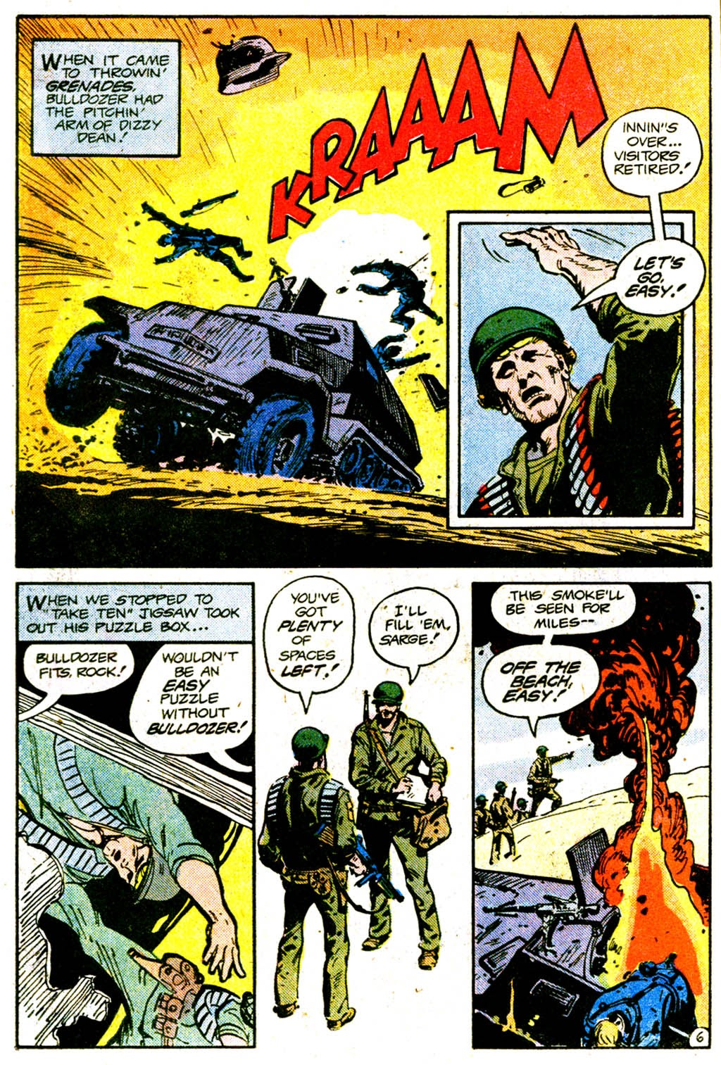 Sgt. Rock issue 365 - Page 9