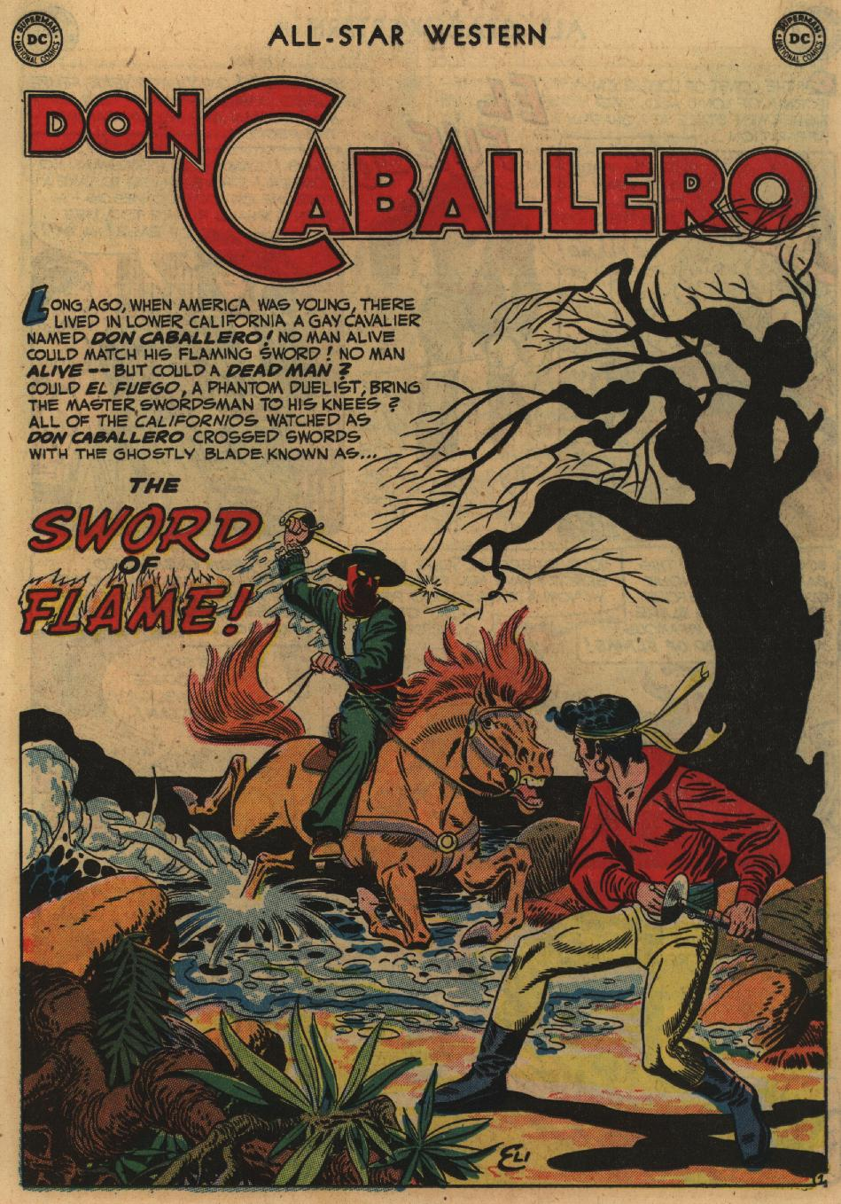 Read online All-Star Western (1951) comic -  Issue #60 - 15