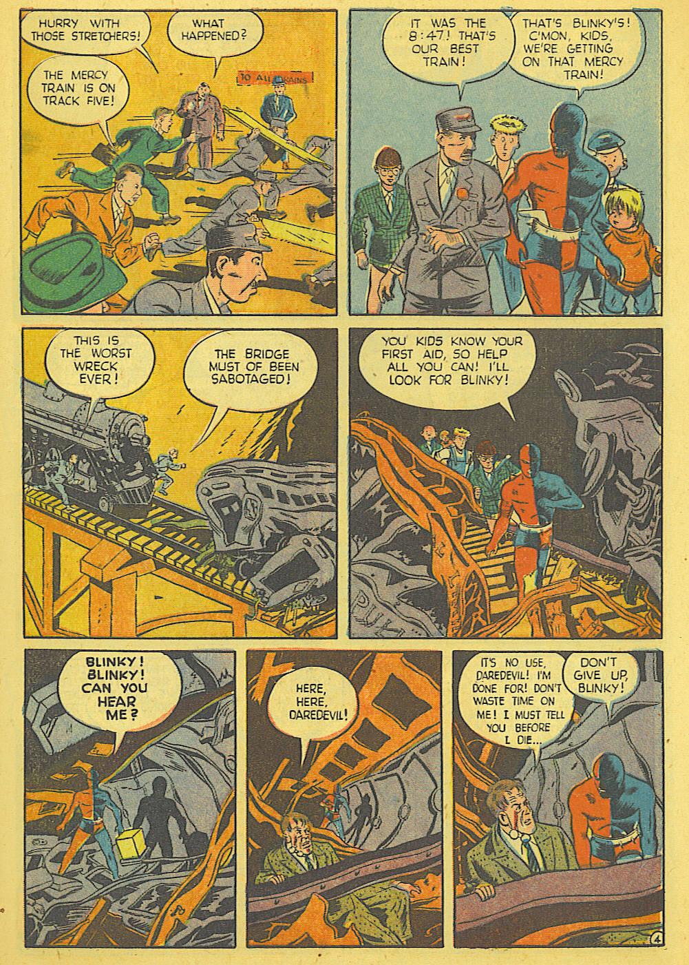 Daredevil (1941) issue 21 - Page 5