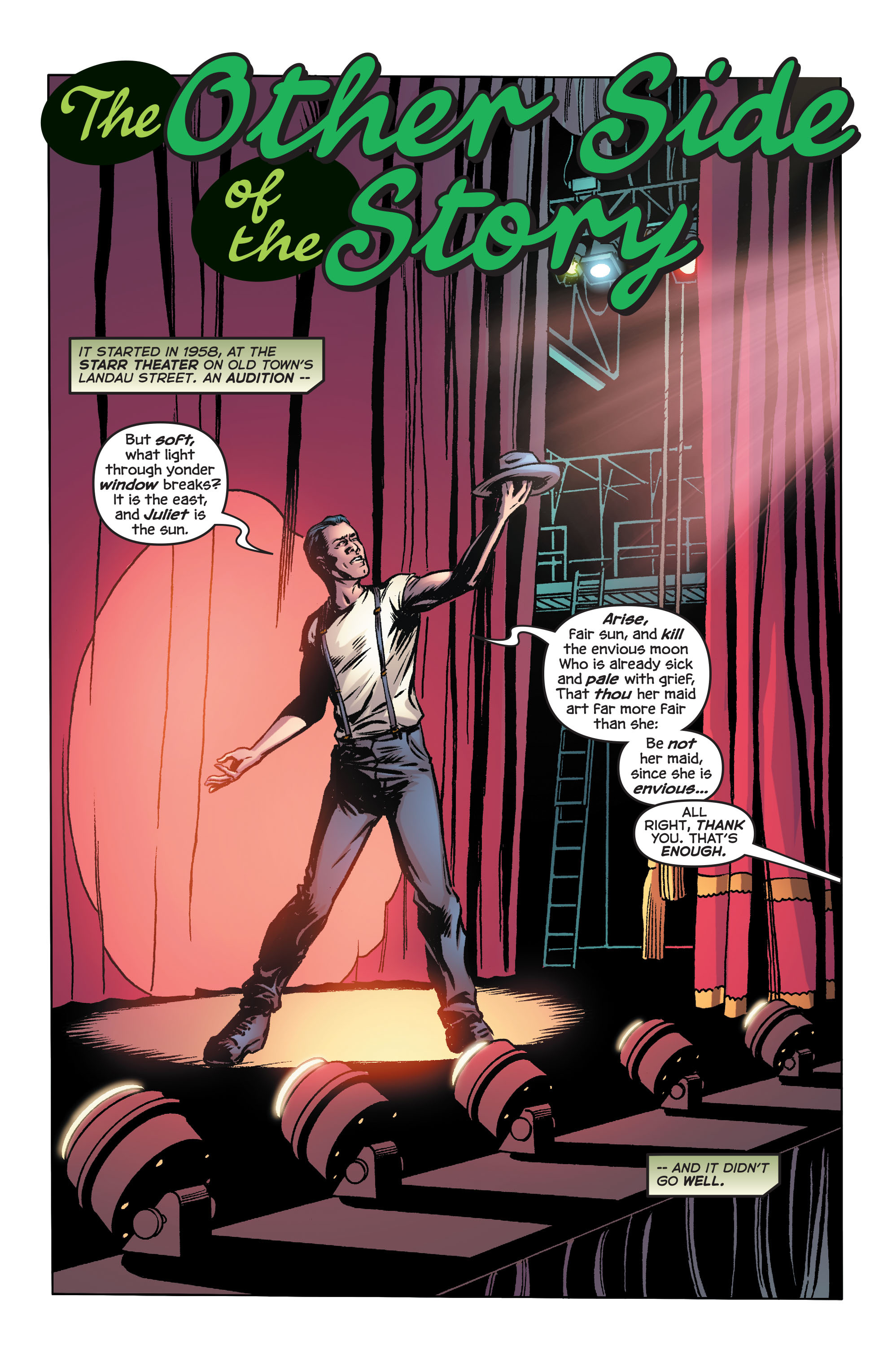 Read online Astro City comic -  Issue #36 - 4