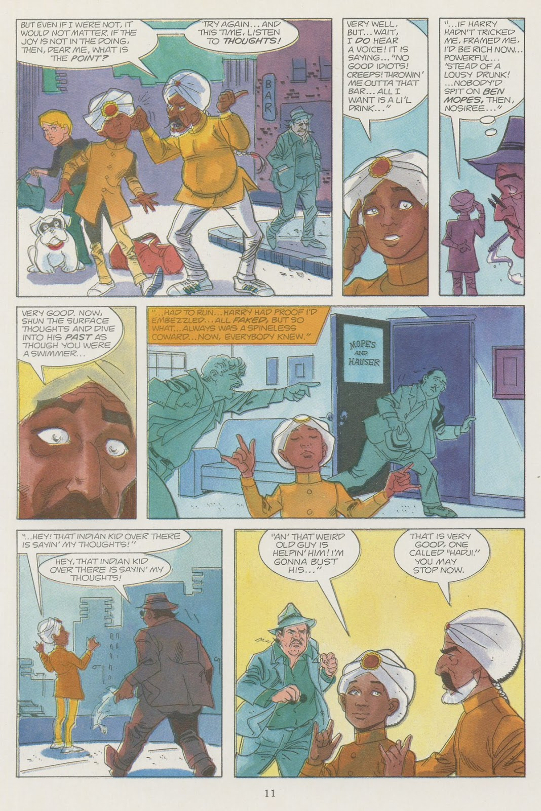 Jonny Quest (1986) issue 19 - Page 13