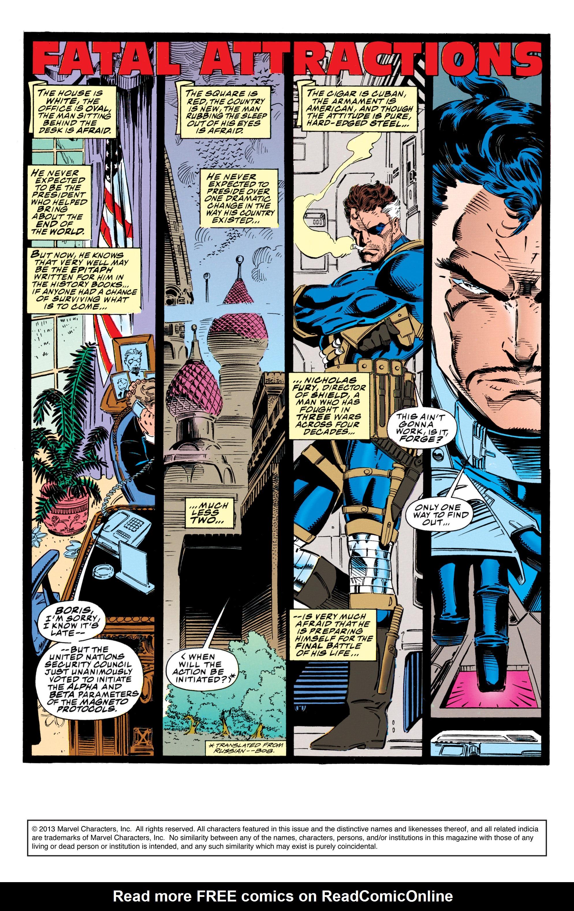 X-Men (1991) 25 Page 2