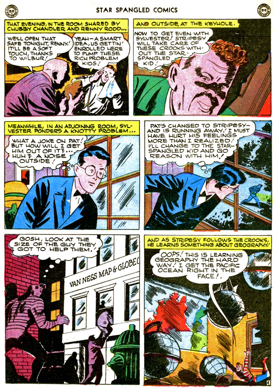Star Spangled Comics (1941) issue 56 - Page 25