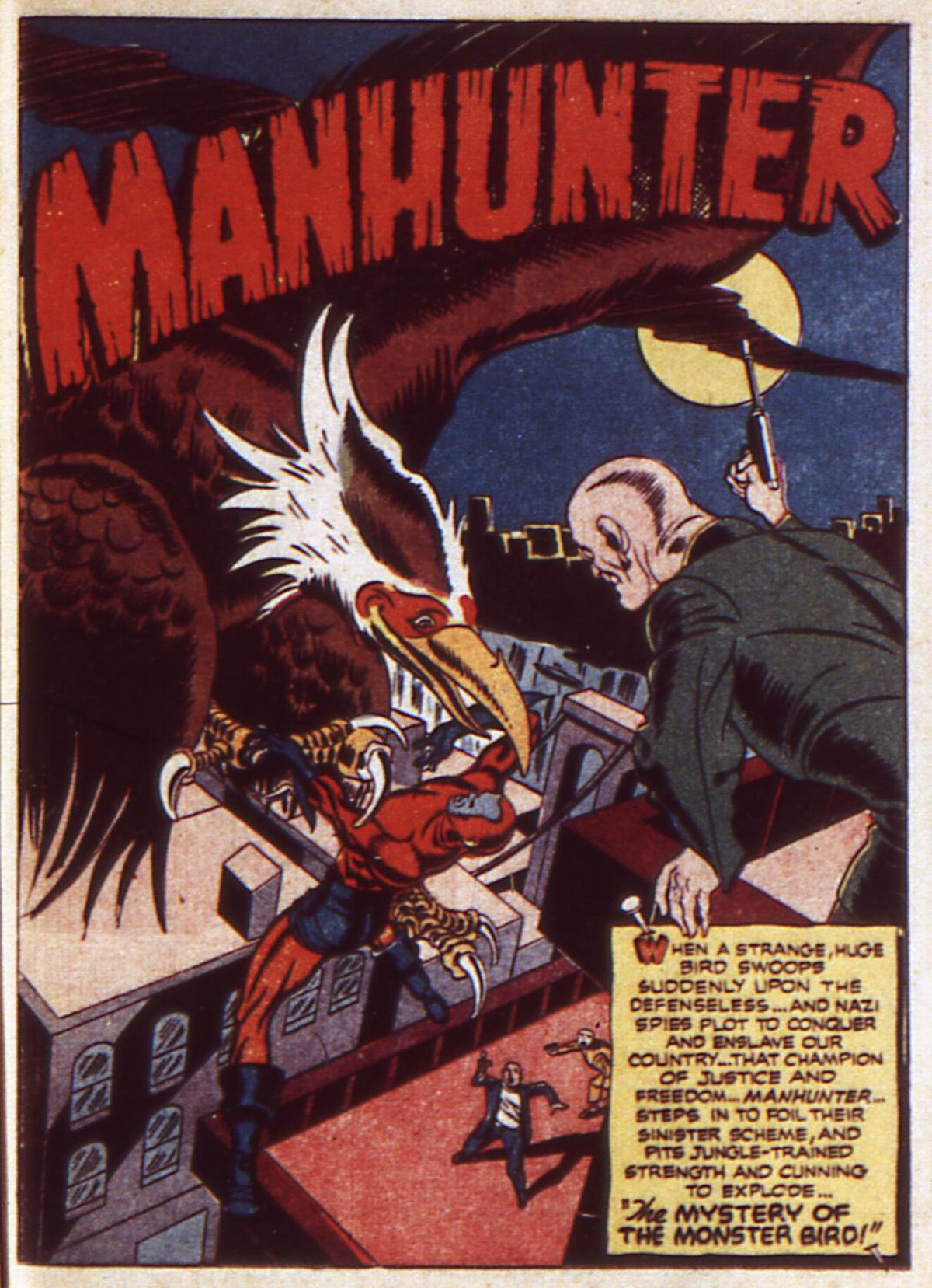 Read online Adventure Comics (1938) comic -  Issue #85 - 47