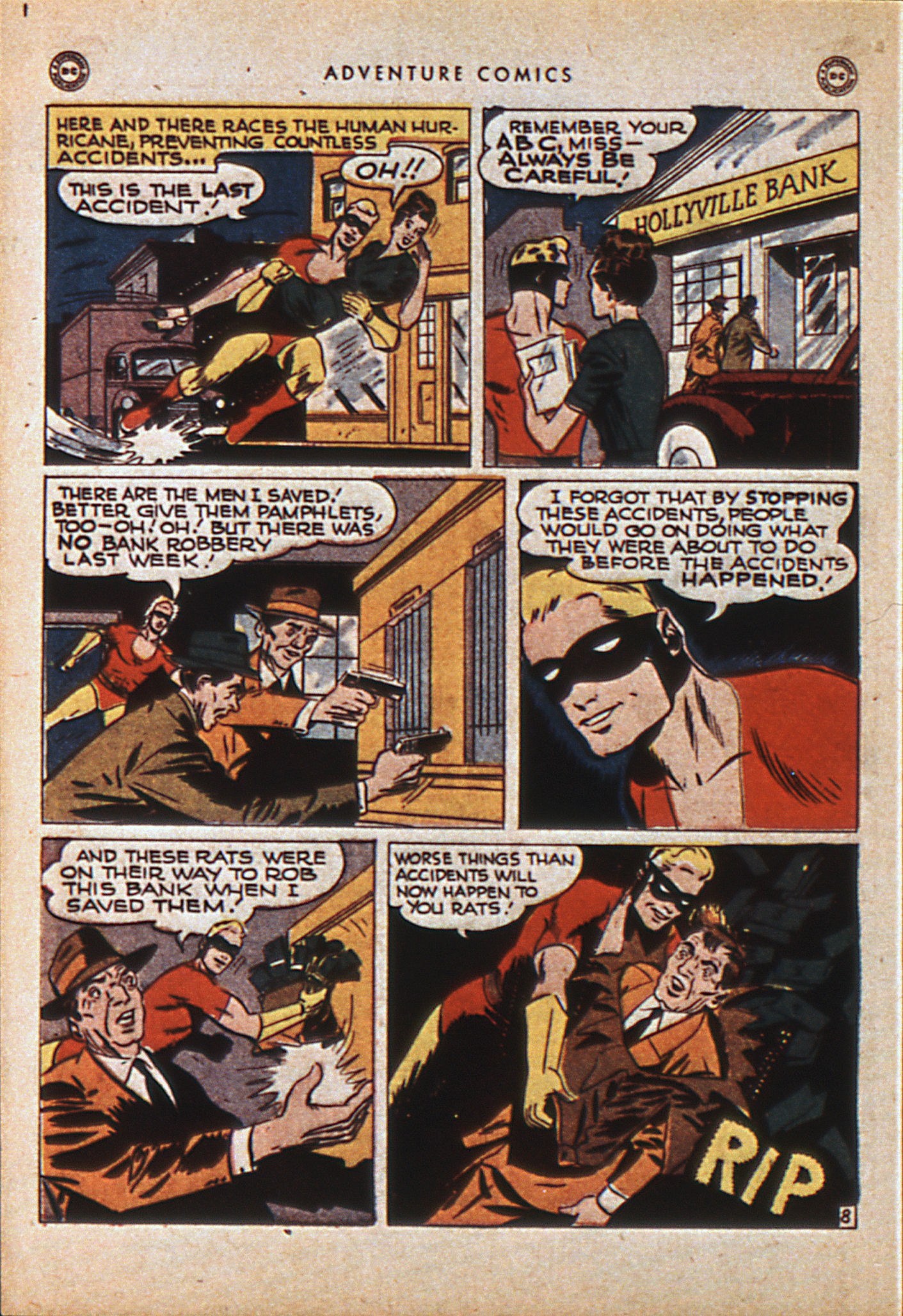 Read online Adventure Comics (1938) comic -  Issue #114 - 47