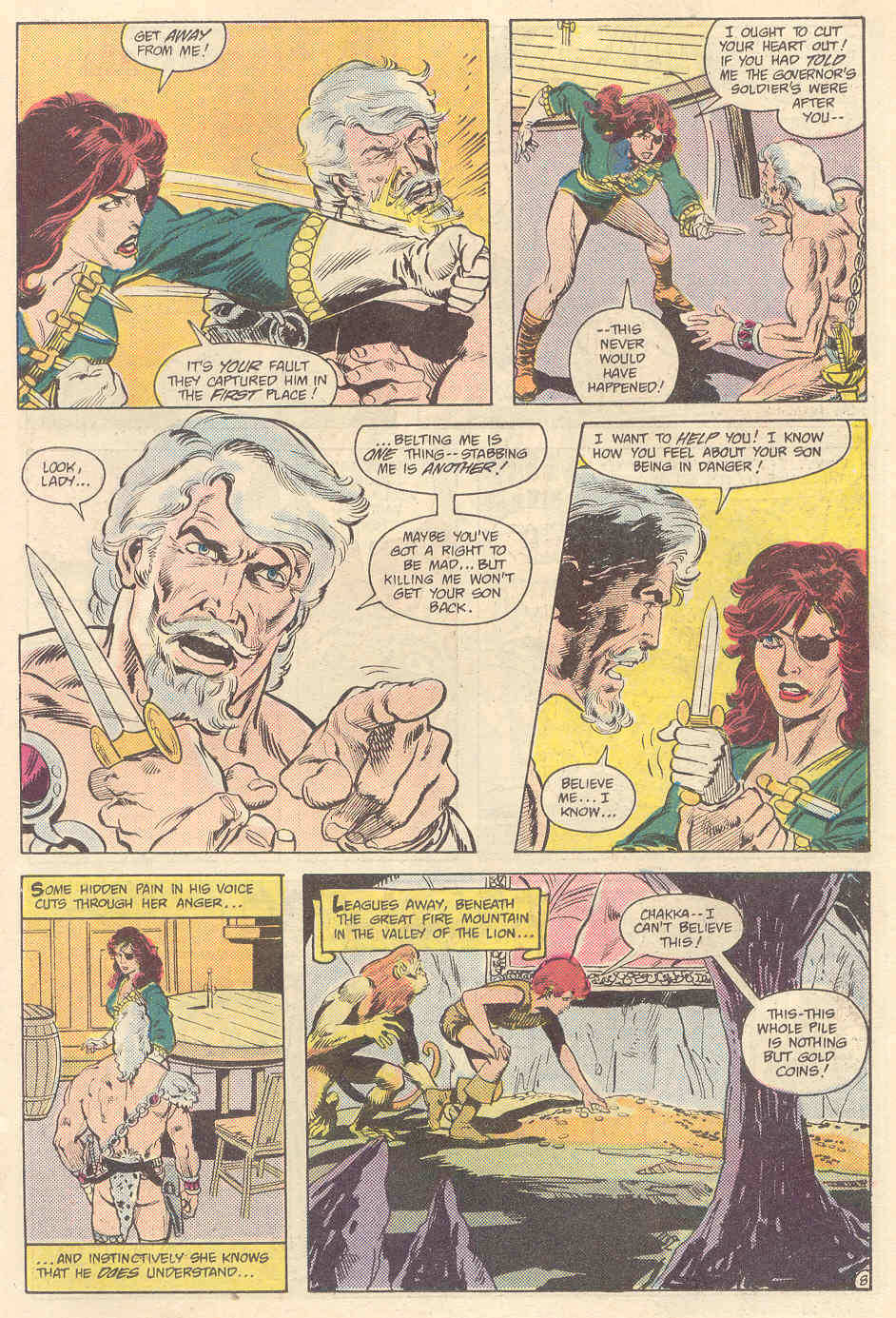 Warlord (1976) issue 89 - Page 8