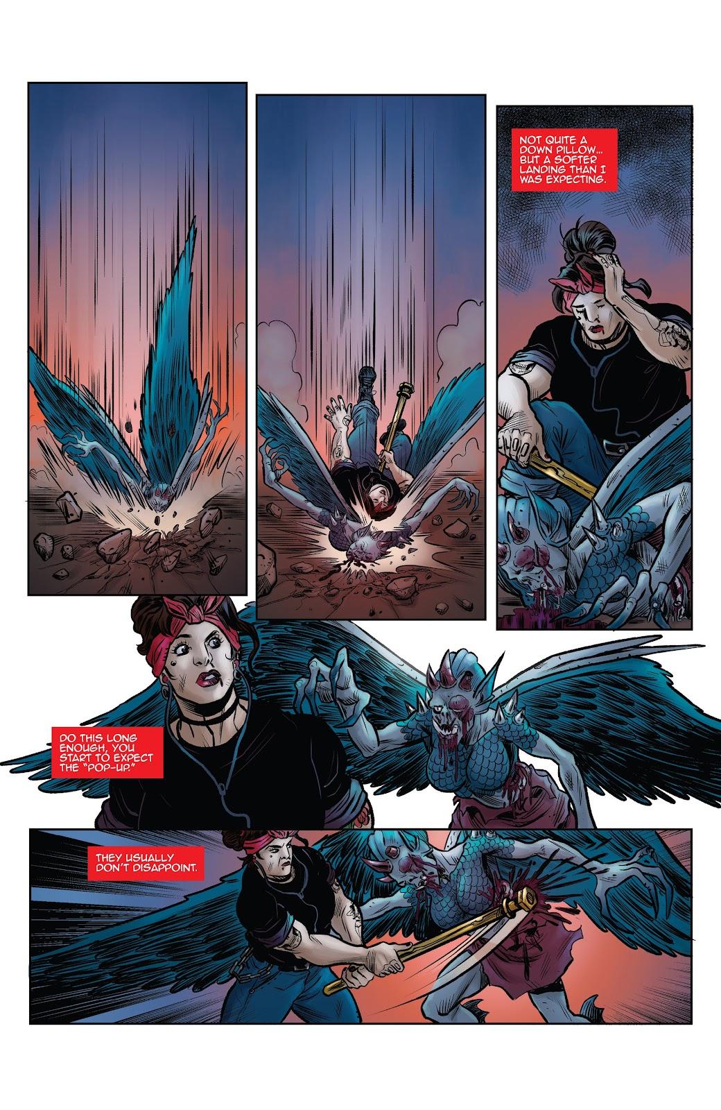 Read online Black Betty comic -  Issue #8 - 21