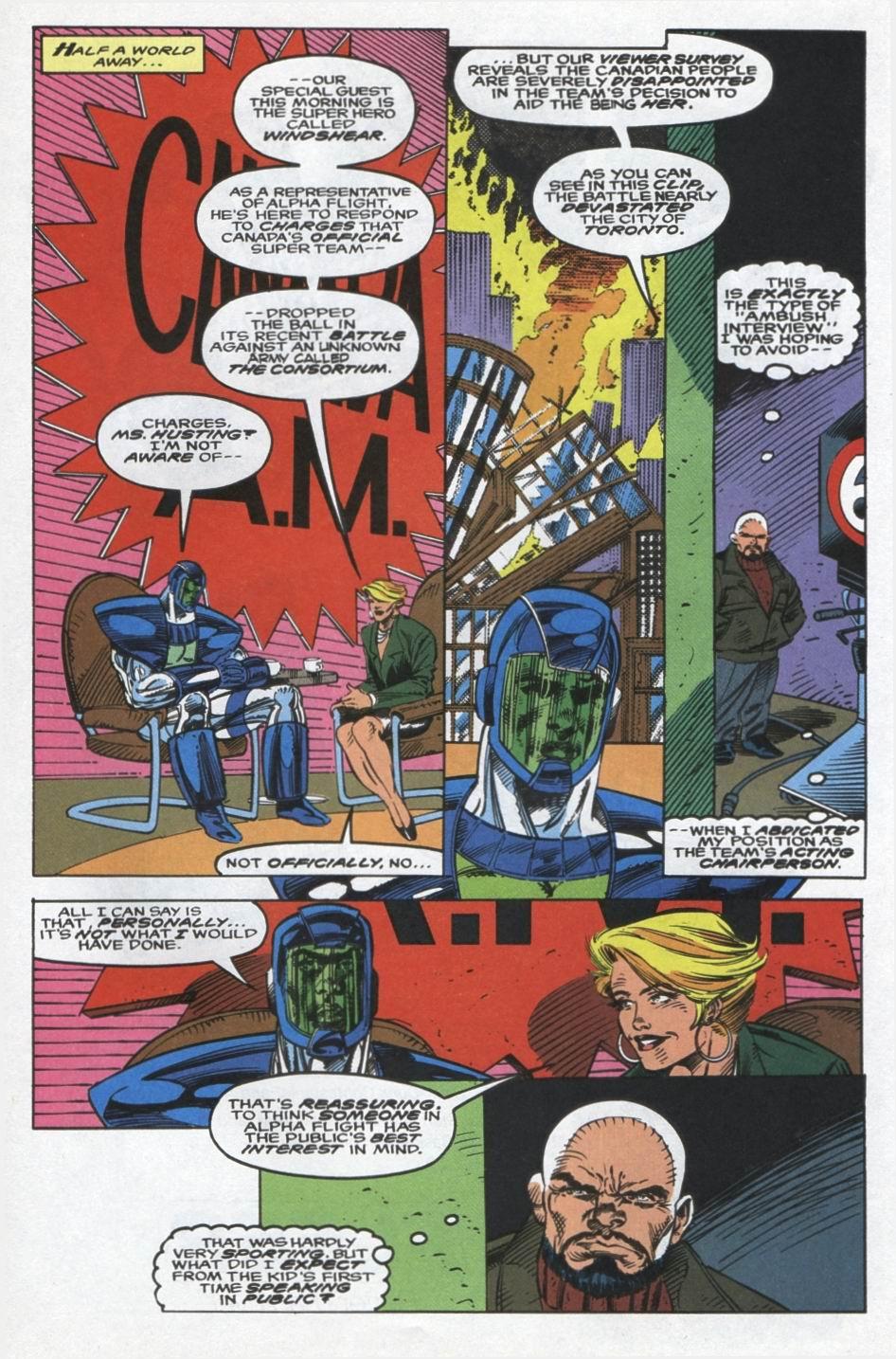 Read online Alpha Flight (1983) comic -  Issue #103 - 9