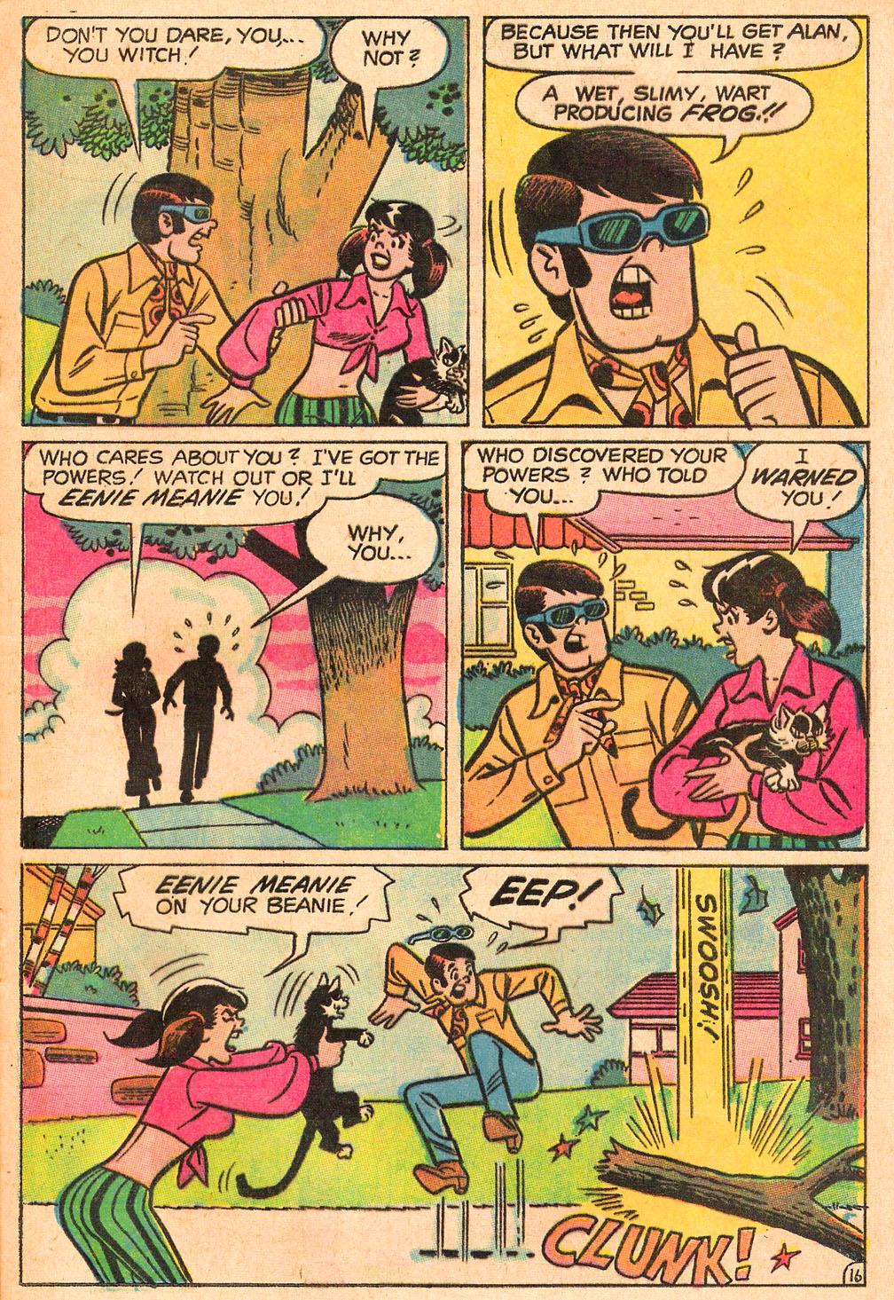 Read online She's Josie comic -  Issue #43 - 21