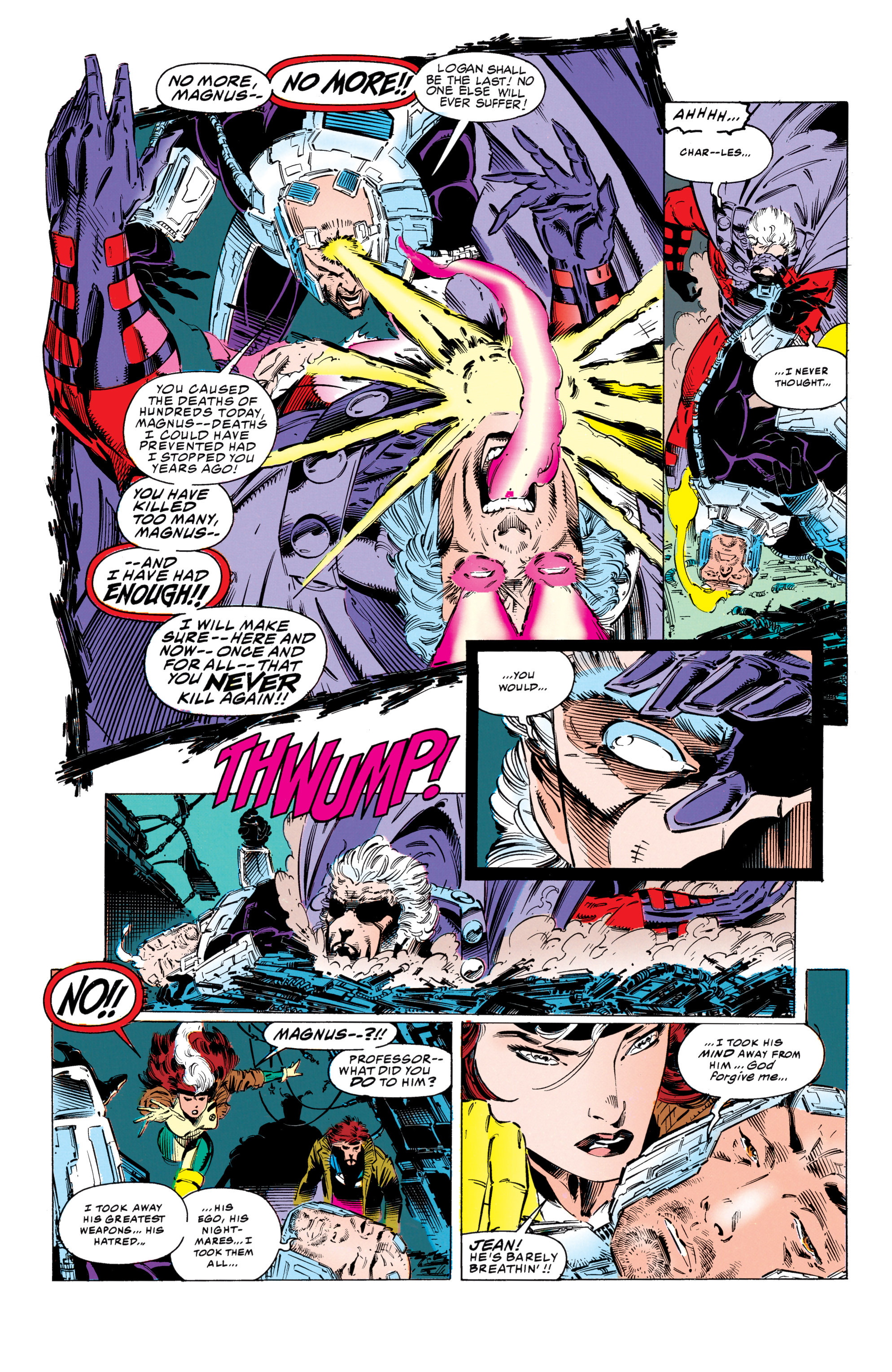 X-Men (1991) 25 Page 36