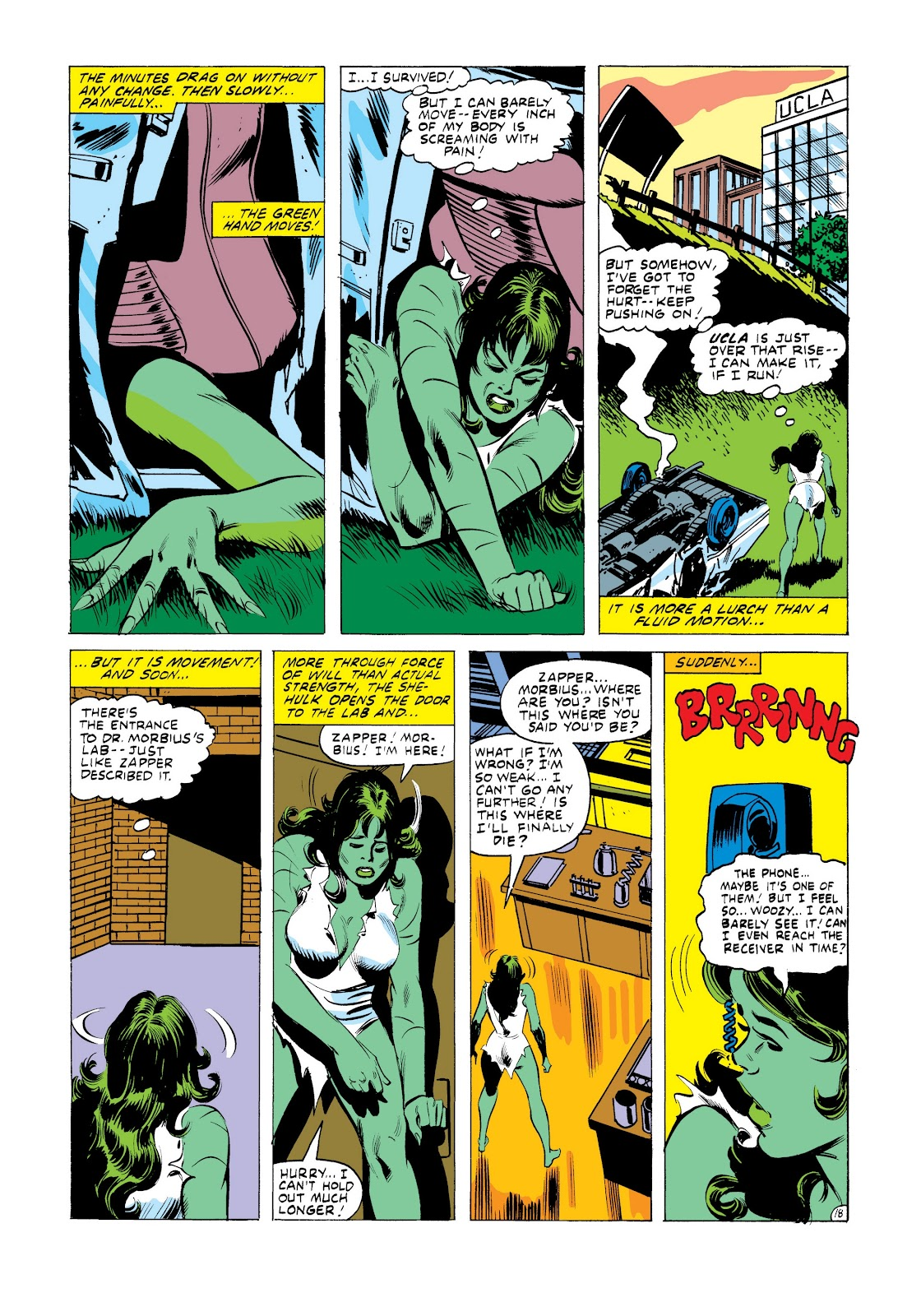 Marvel Masterworks: The Savage She-Hulk issue TPB_1_(Part_3) - Page 13